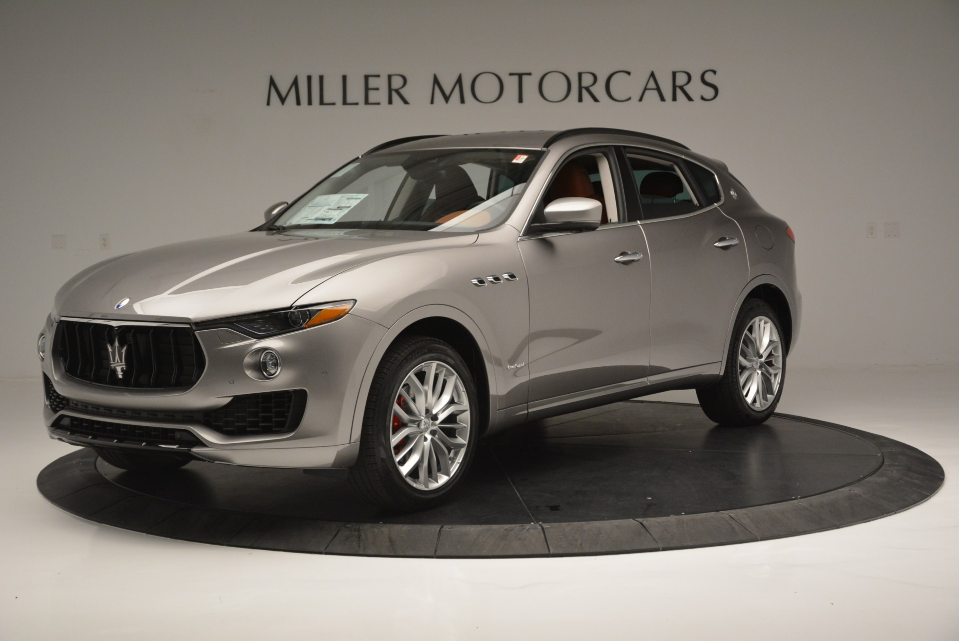 New 2018 Maserati Levante Q4 GranSport For Sale In Westport, CT 2133_p2