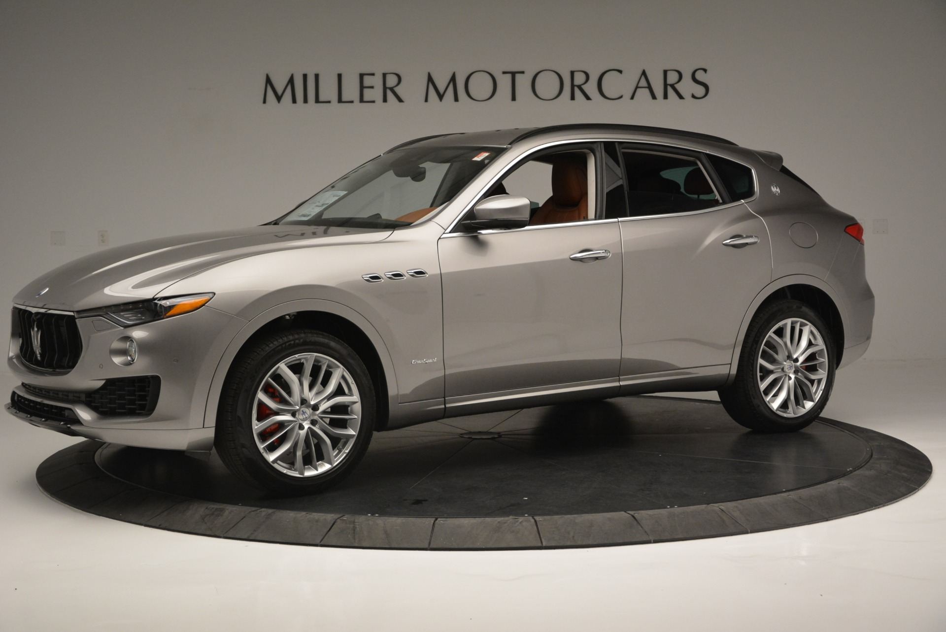 New 2018 Maserati Levante Q4 GranSport For Sale In Westport, CT 2133_p3