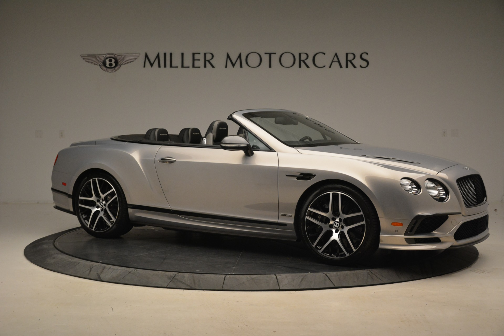 Used 2018 Bentley Continental GT Supersports Convertible For Sale In Westport, CT 2134_p10