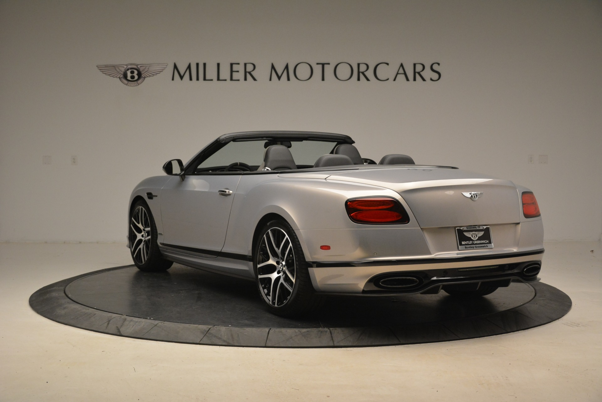 Used 2018 Bentley Continental GT Supersports Convertible For Sale In Westport, CT 2134_p5