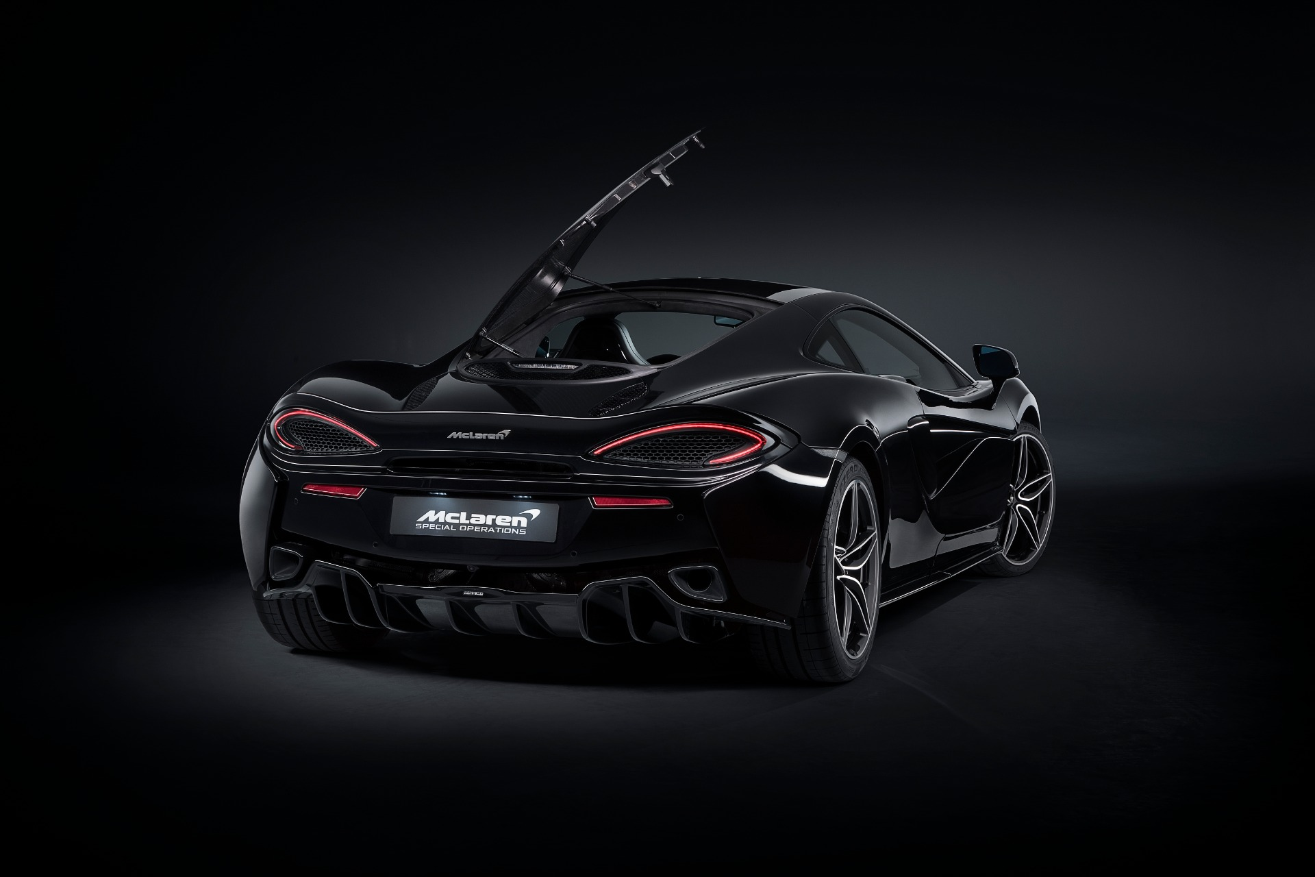 New 2018 MCLAREN 570GT MSO COLLECTION - LIMITED EDITION For Sale In Westport, CT 2136_p3