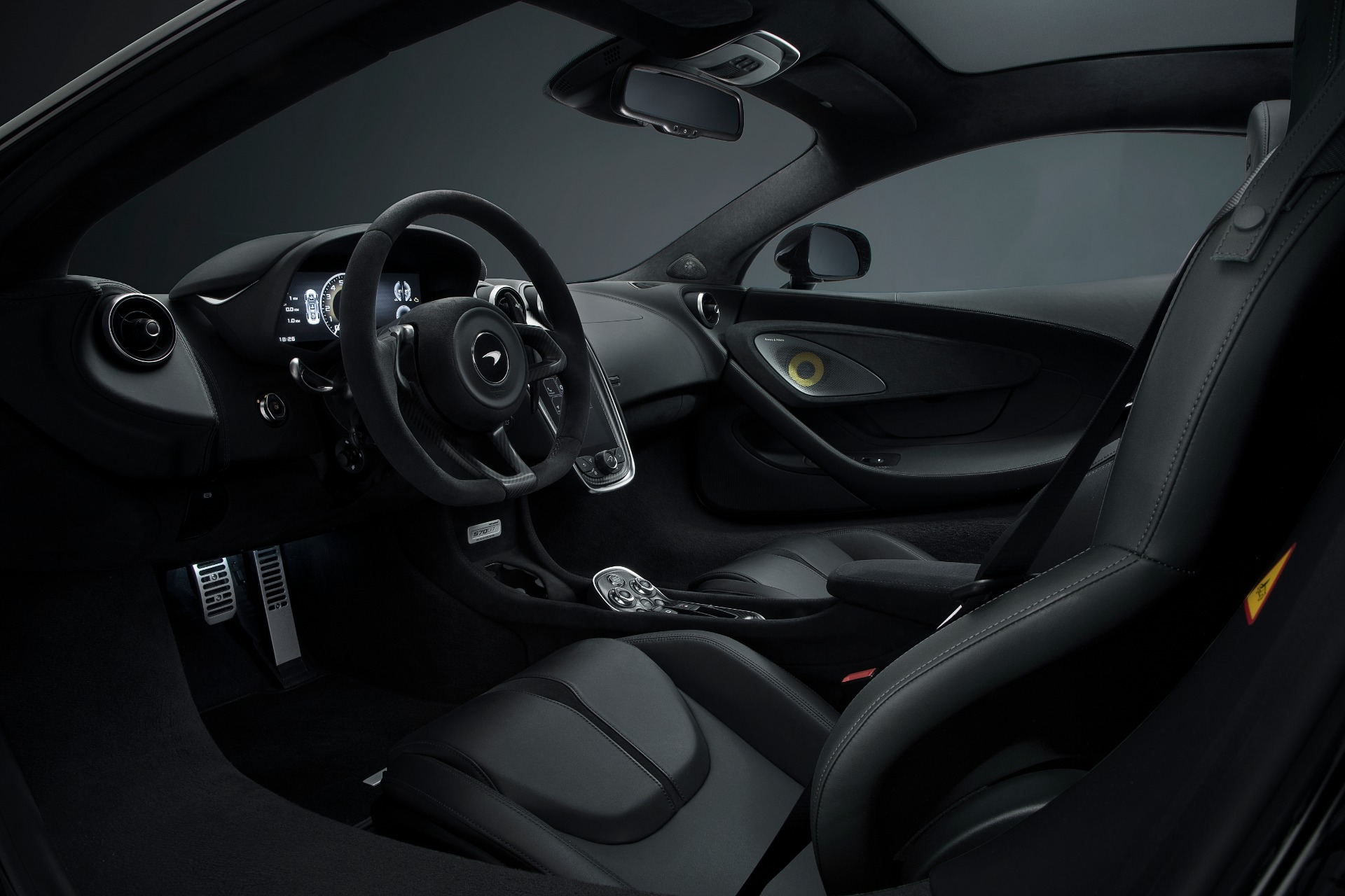 New 2018 MCLAREN 570GT MSO COLLECTION - LIMITED EDITION For Sale In Westport, CT 2136_p7