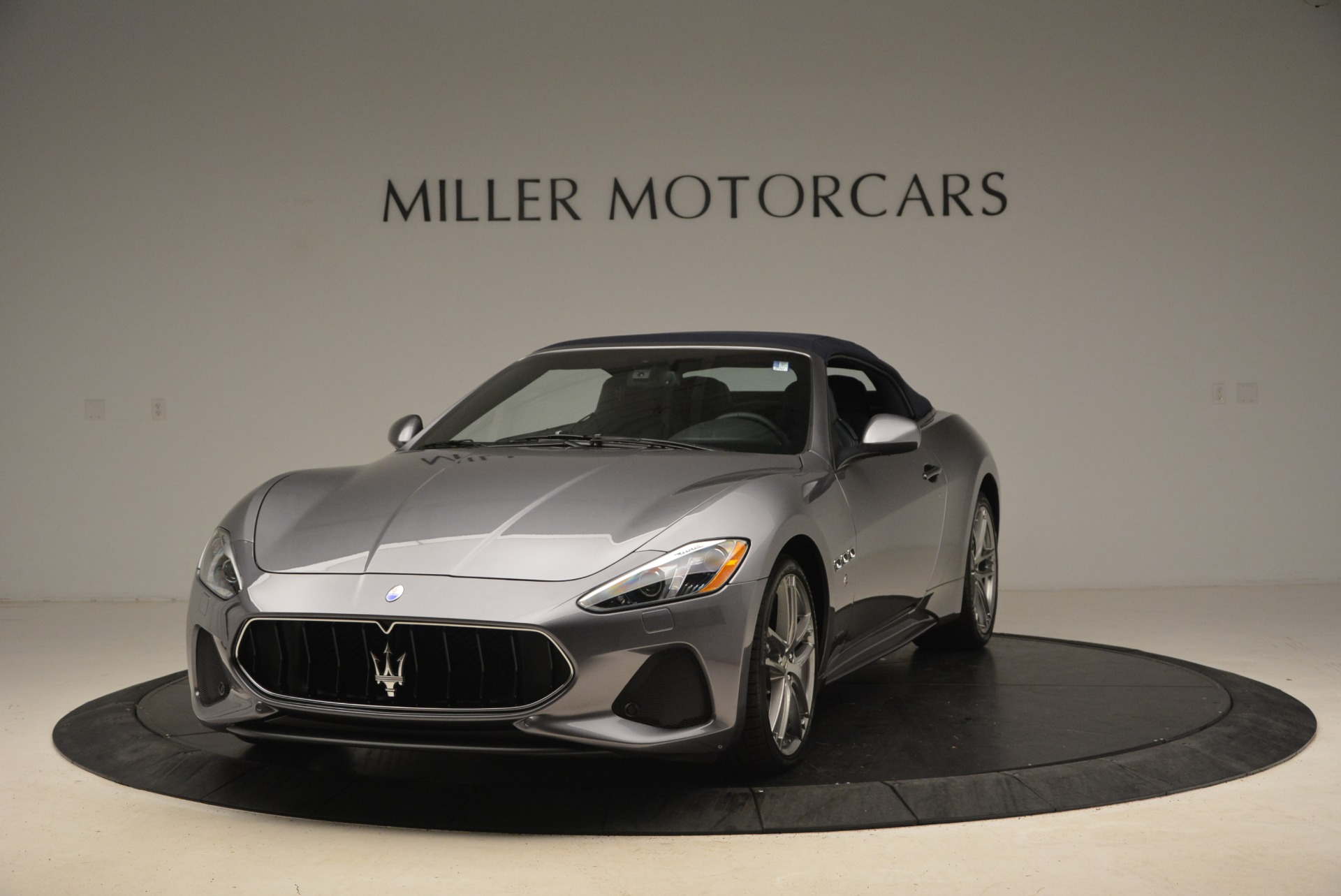 New 2018 Maserati GranTurismo Sport Convertible For Sale In Westport, CT 2140_main