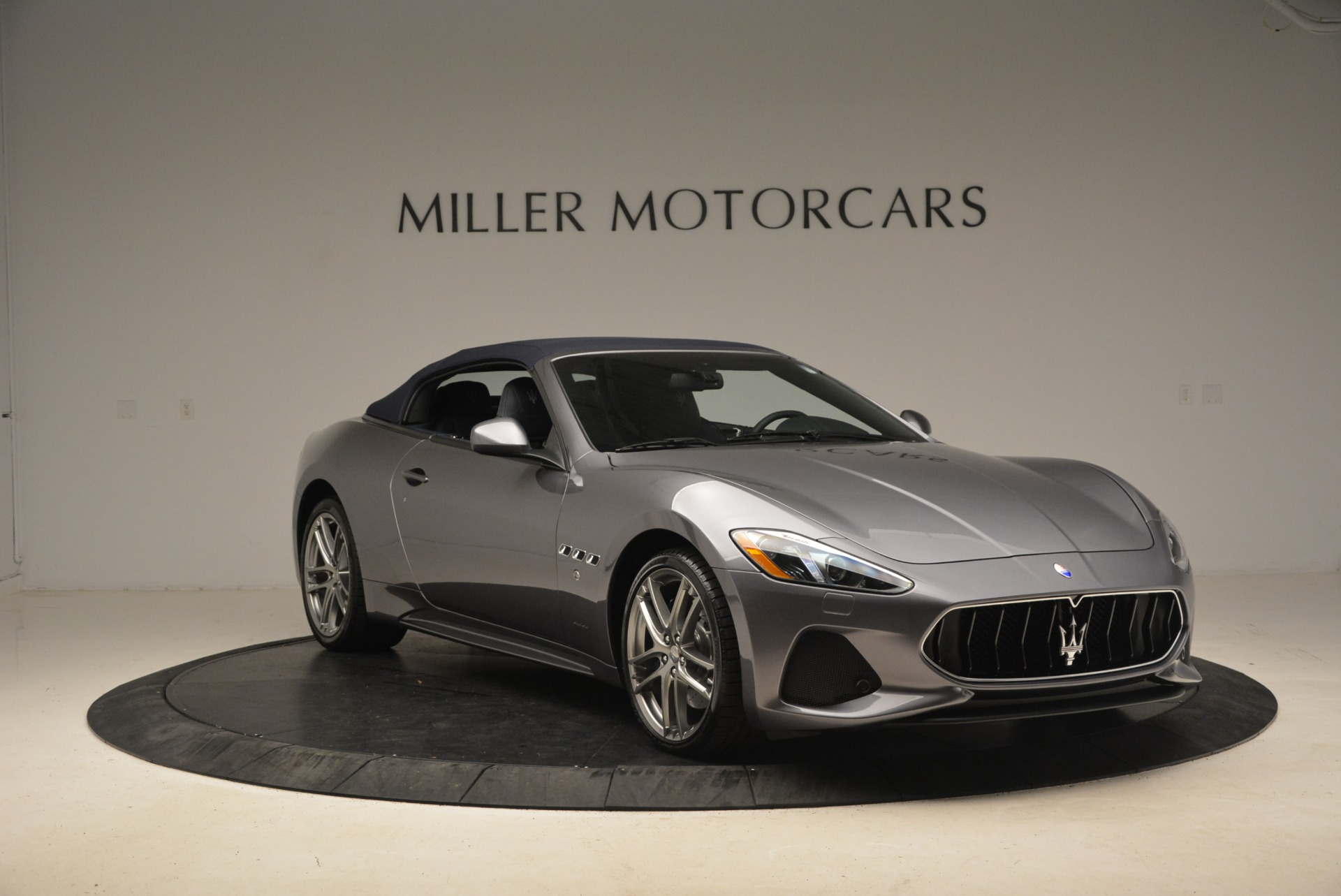 New 2018 Maserati GranTurismo Sport Convertible For Sale In Westport, CT 2140_p11