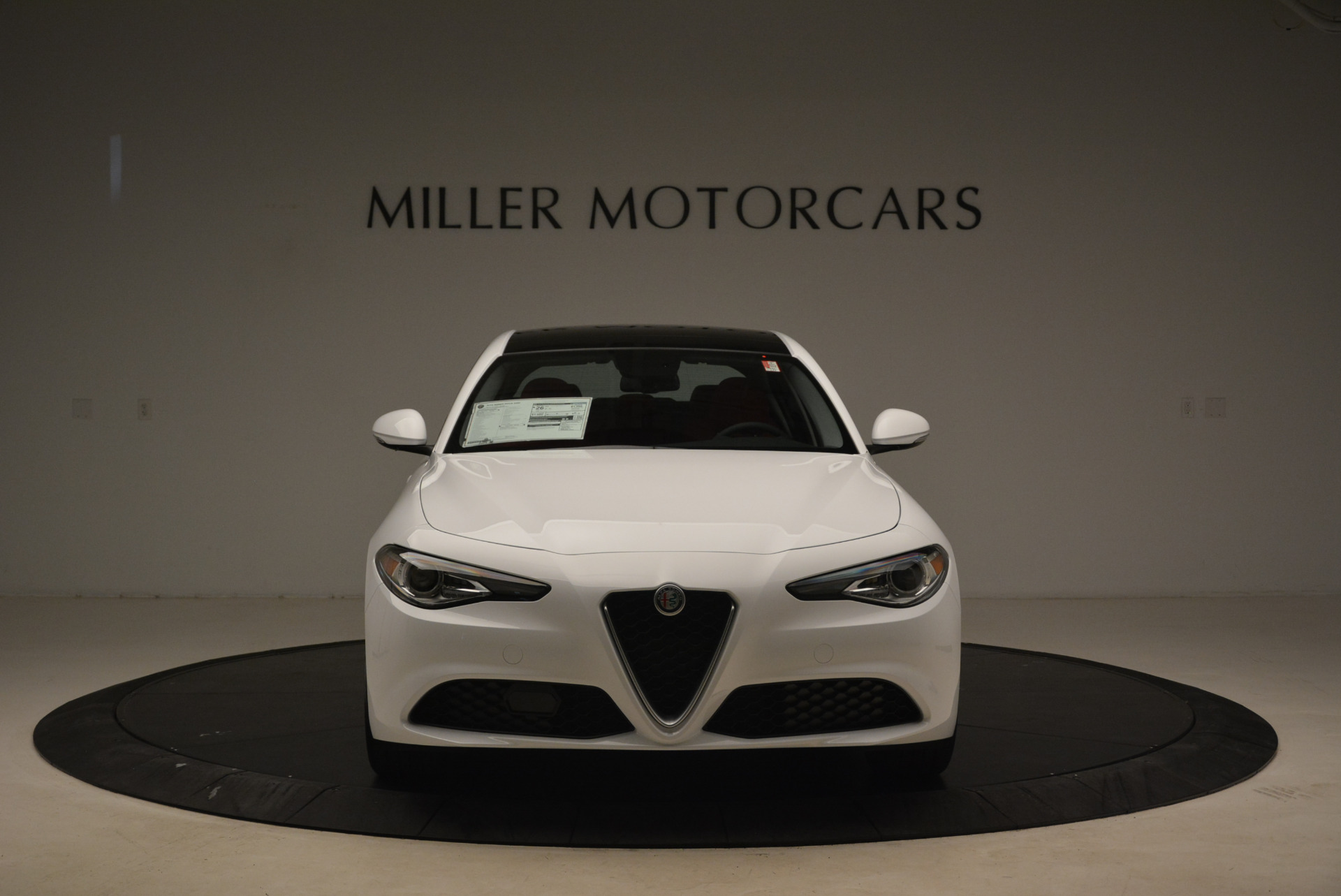 New 2018 Alfa Romeo Giulia Q4 For Sale In Westport, CT 2142_p12
