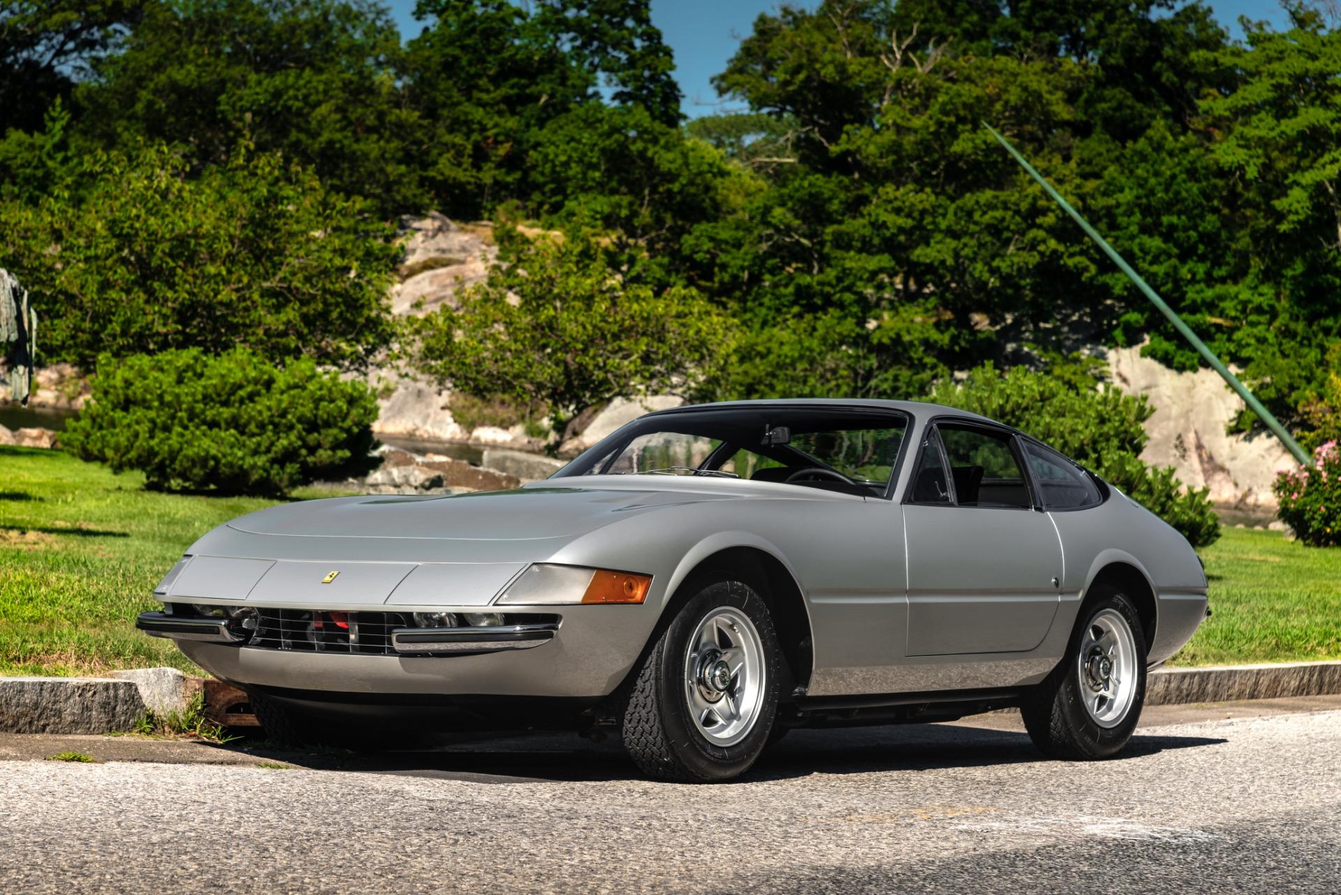 Used 1971 Ferrari 365 GTB/4 Daytona For Sale In Westport, CT 2146_main