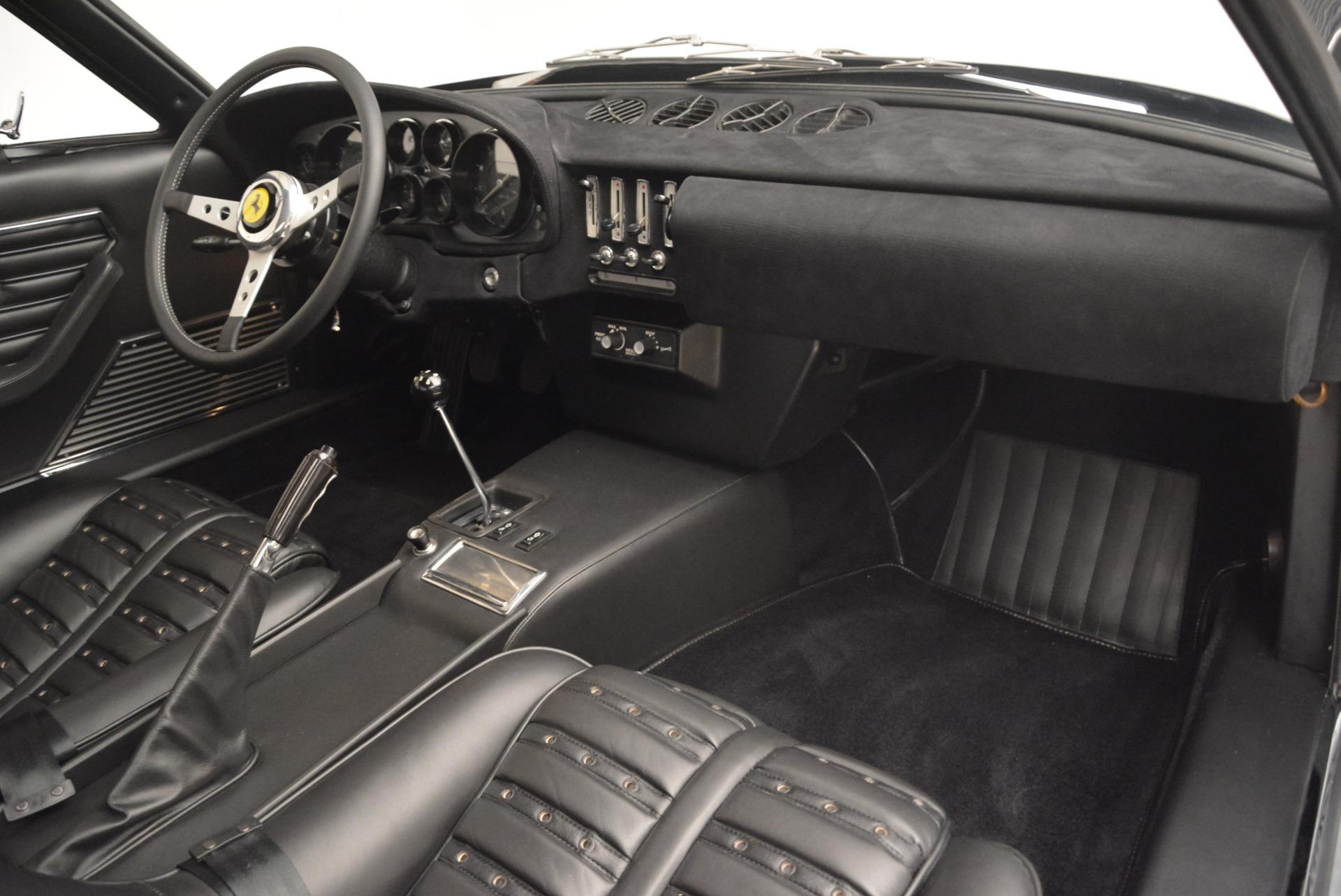 Used 1971 Ferrari 365 GTB/4 Daytona For Sale In Westport, CT 2146_p13