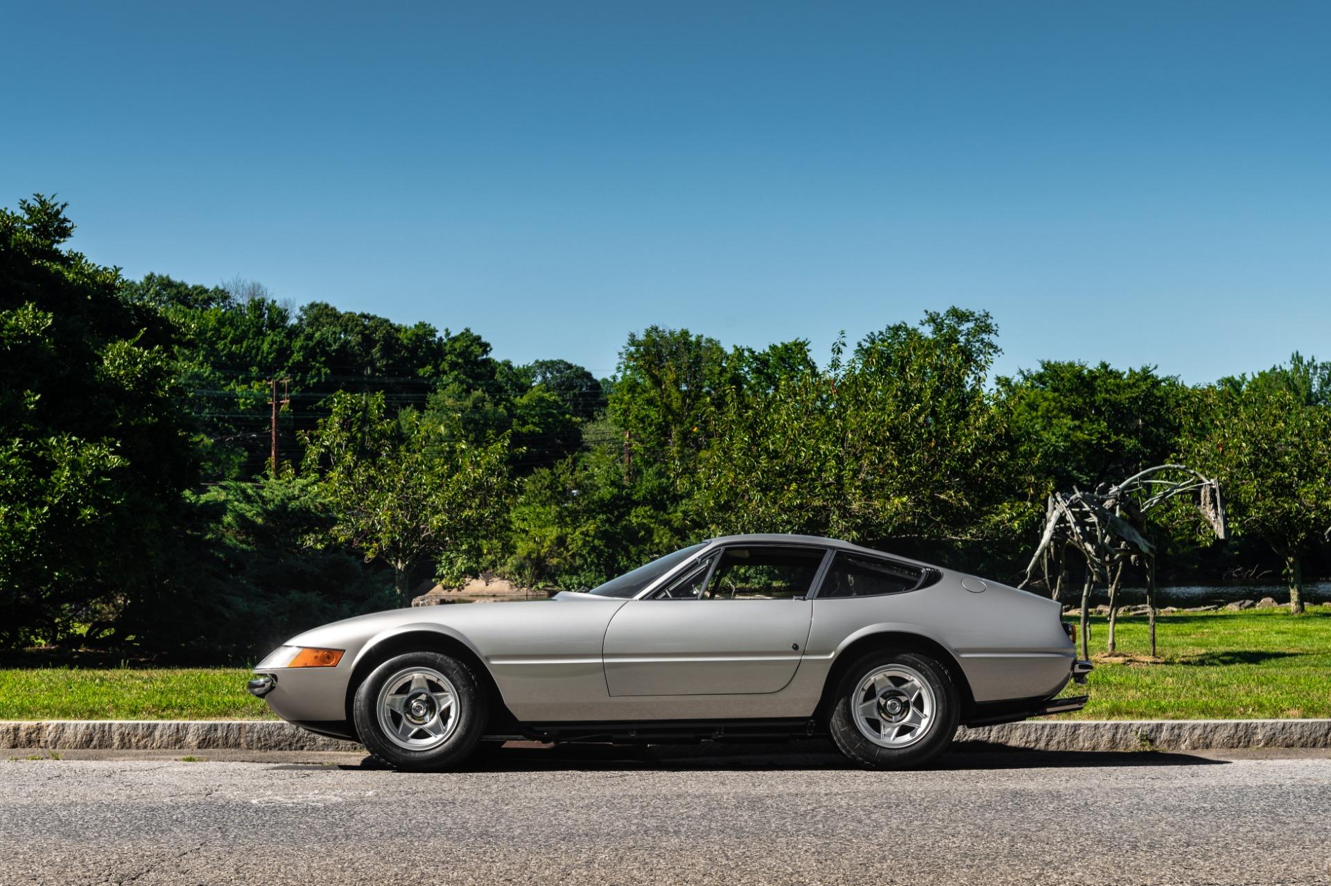 Used 1971 Ferrari 365 GTB/4 Daytona For Sale In Westport, CT 2146_p2
