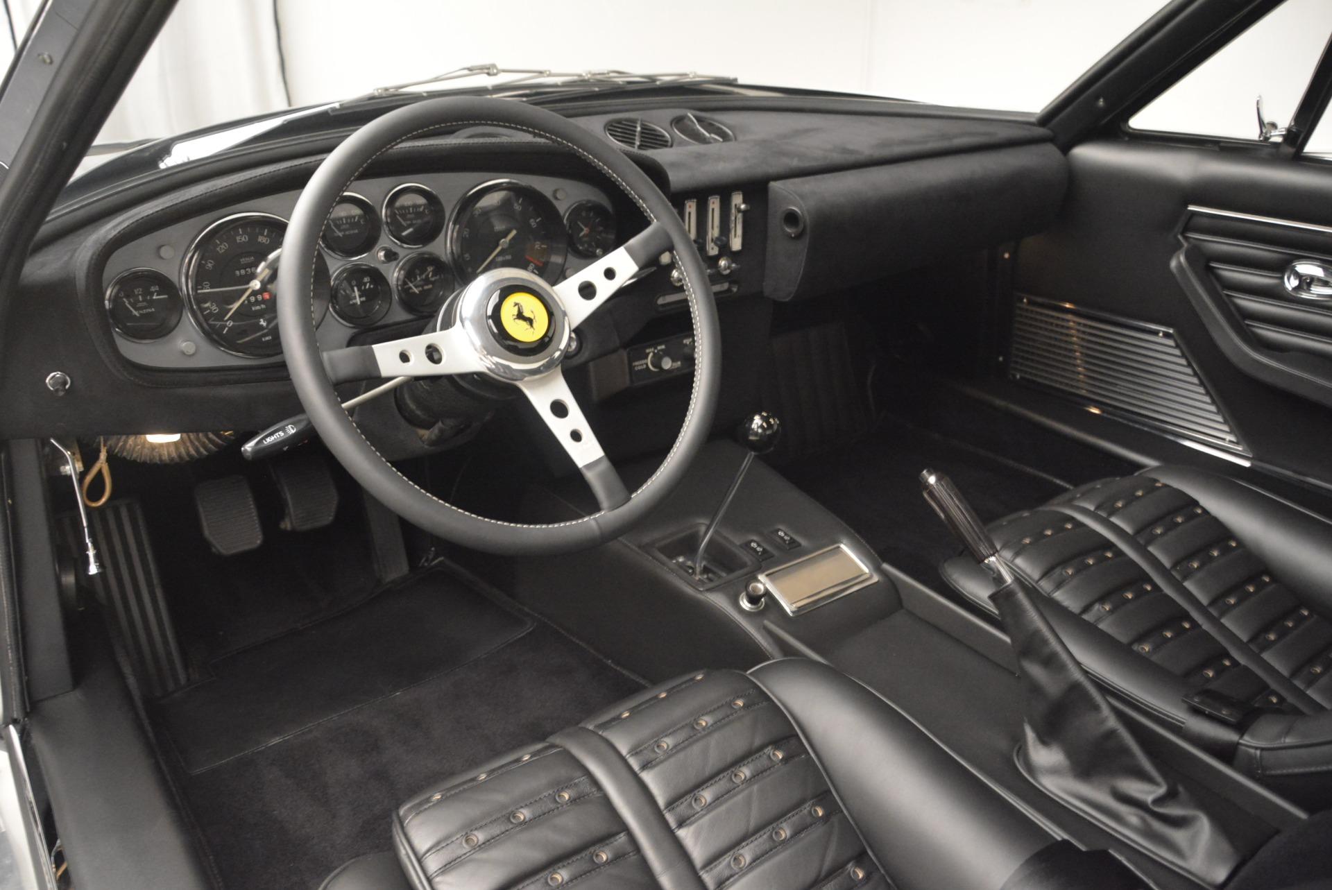 Used 1971 Ferrari 365 GTB/4 Daytona For Sale In Westport, CT 2146_p9