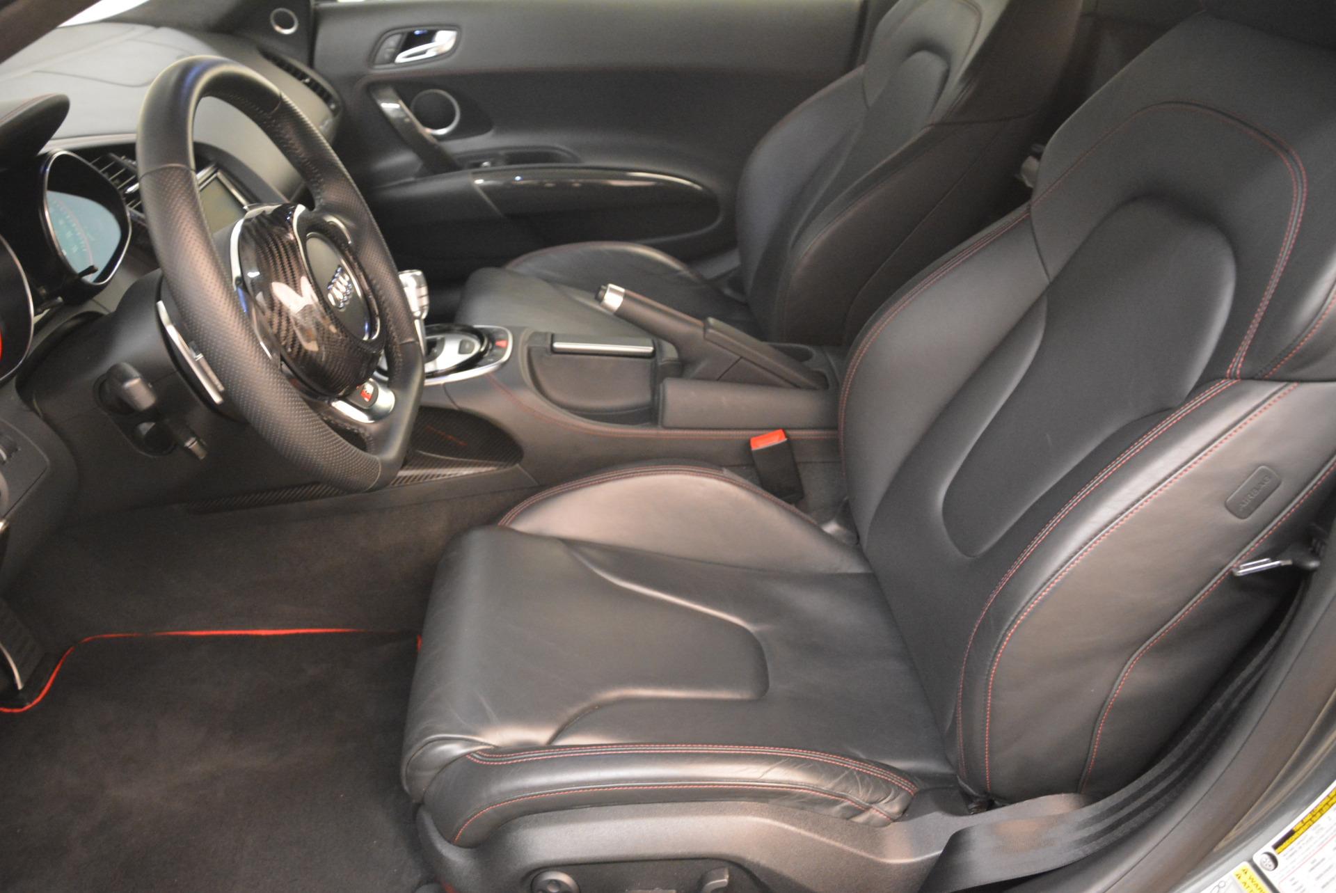 Used 2014 Audi R8 5.2 quattro For Sale In Westport, CT 2147_p15