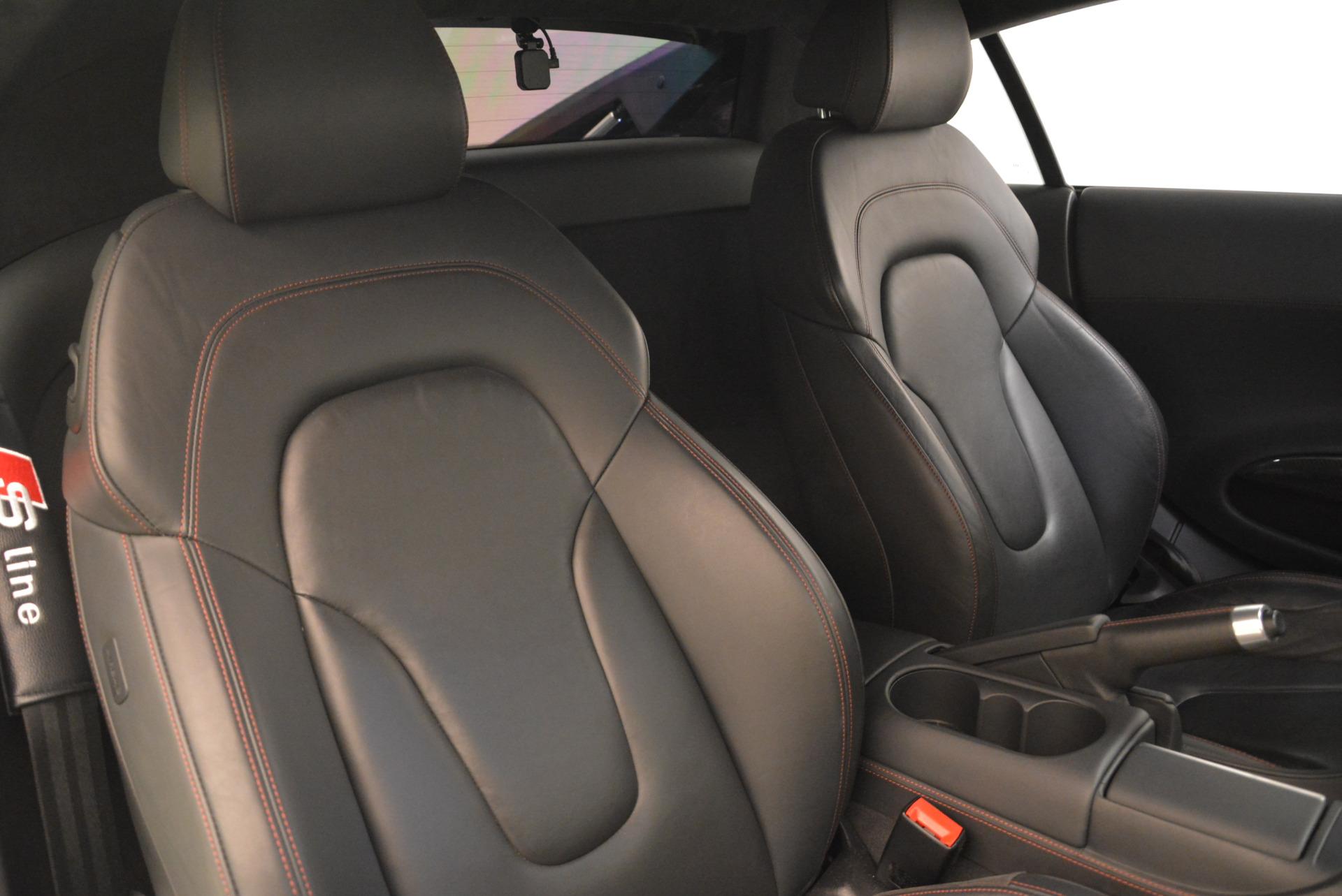 Used 2014 Audi R8 5.2 quattro For Sale In Westport, CT 2147_p19