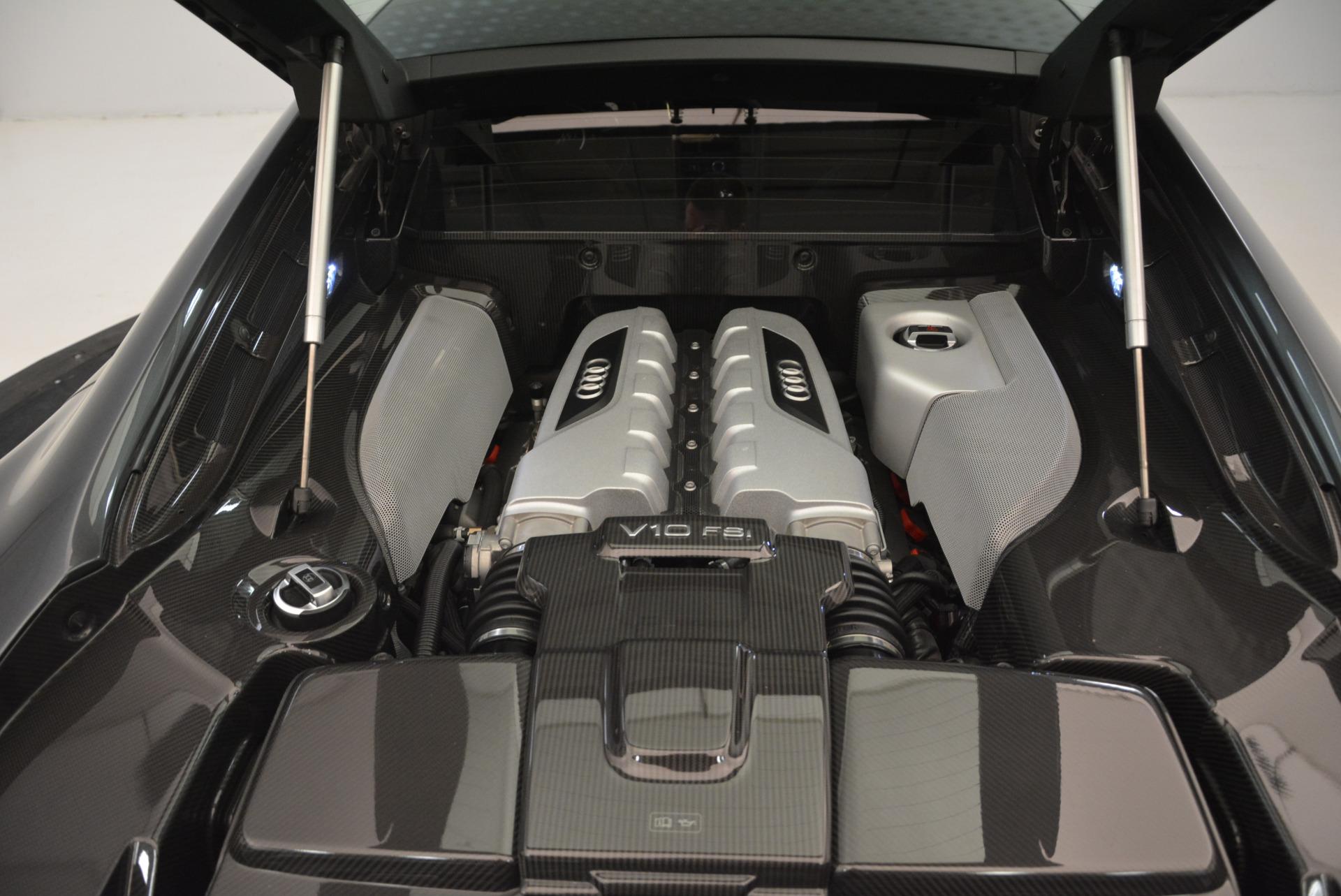 Used 2014 Audi R8 5.2 quattro For Sale In Westport, CT 2147_p25