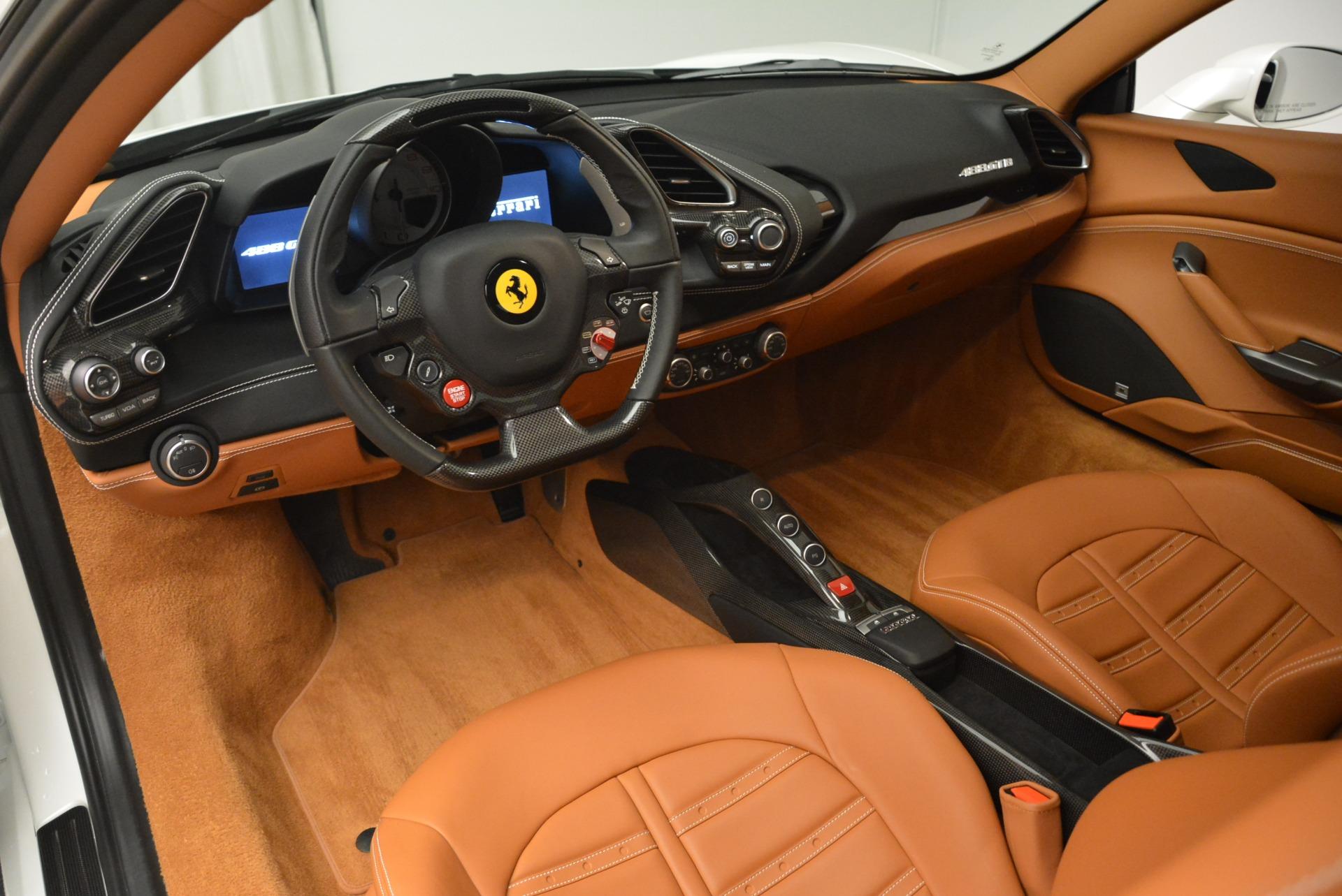Used 2016 Ferrari 488 GTB  For Sale In Westport, CT 2148_p13