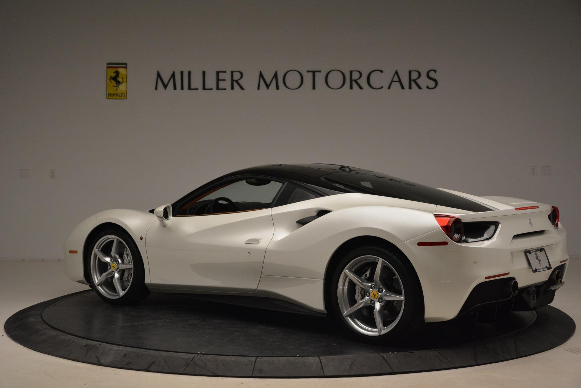Used 2016 Ferrari 488 GTB  For Sale In Westport, CT 2148_p4
