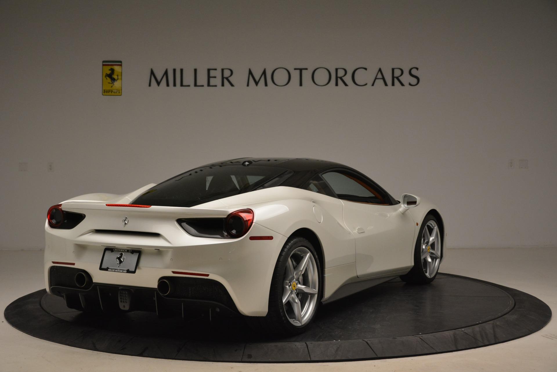 Used 2016 Ferrari 488 GTB  For Sale In Westport, CT 2148_p7