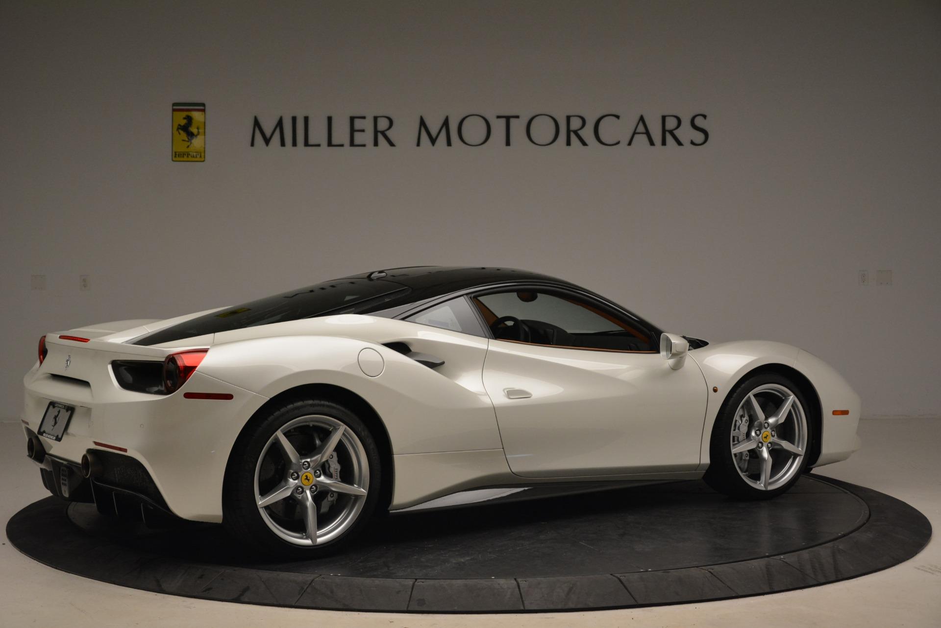 Used 2016 Ferrari 488 GTB  For Sale In Westport, CT 2148_p8