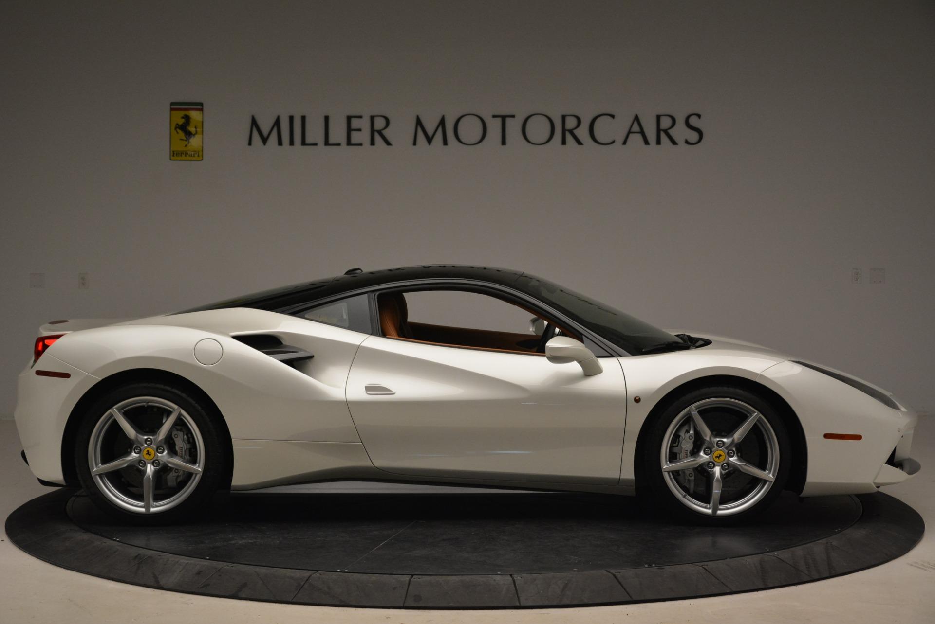 Used 2016 Ferrari 488 GTB  For Sale In Westport, CT 2148_p9