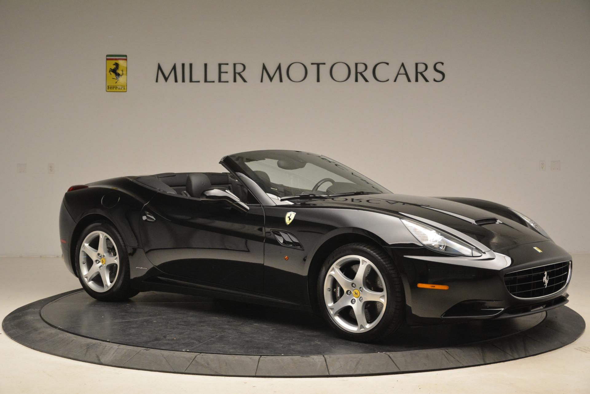 Used 2009 Ferrari California  For Sale In Westport, CT 2149_p10