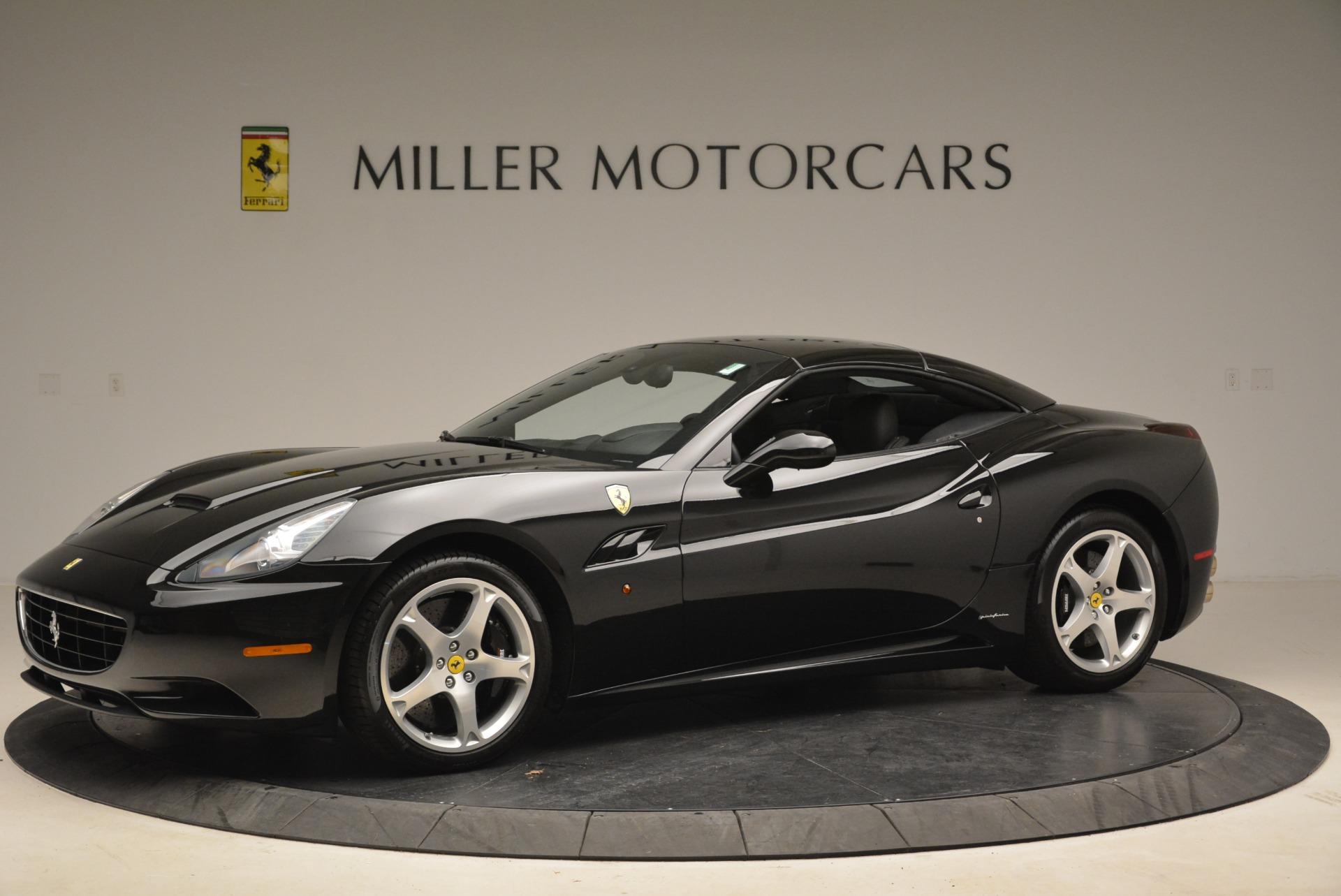 Used 2009 Ferrari California  For Sale In Westport, CT 2149_p14