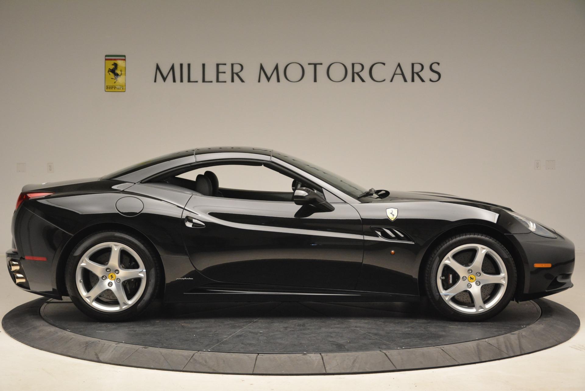Used 2009 Ferrari California  For Sale In Westport, CT 2149_p21