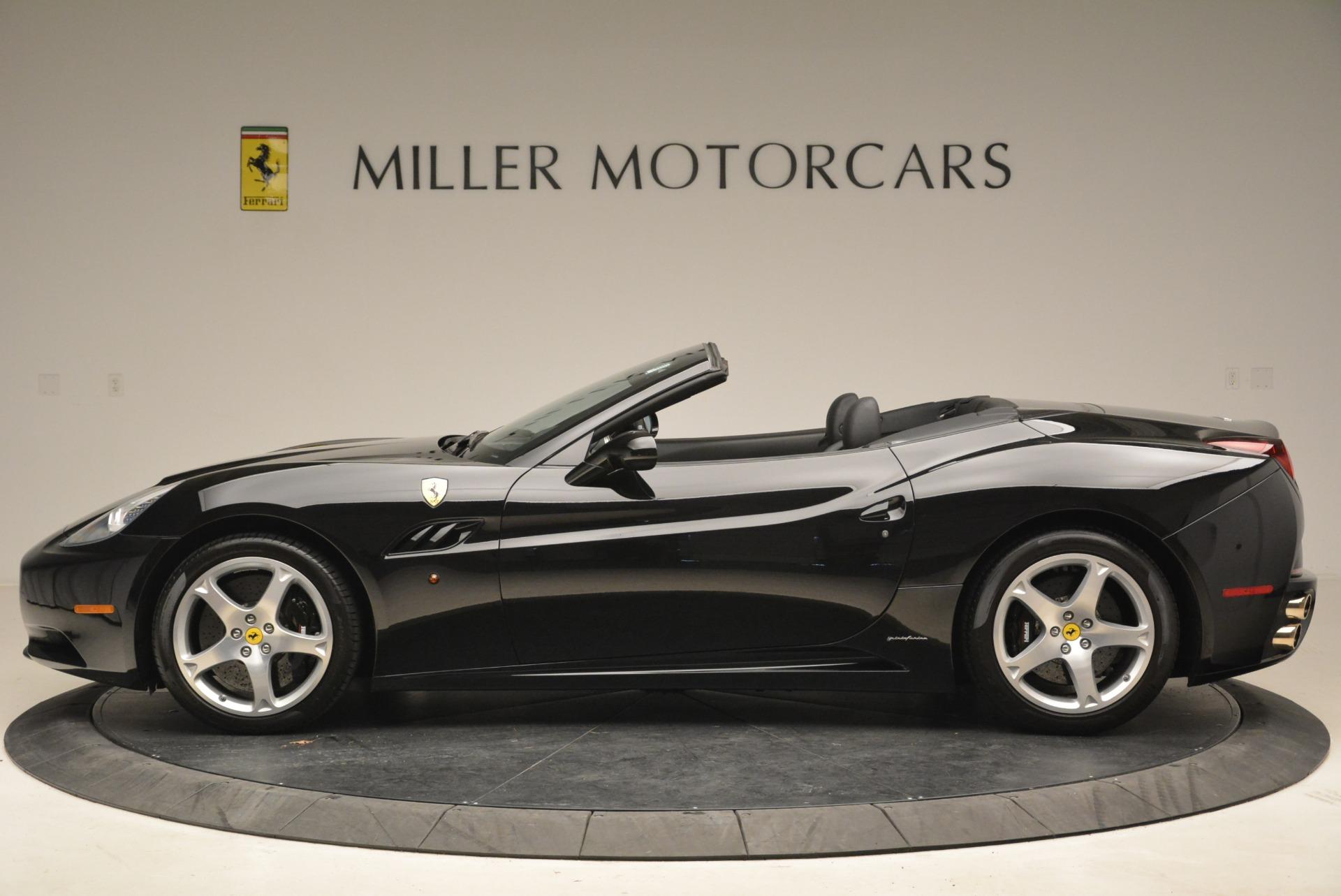 Used 2009 Ferrari California  For Sale In Westport, CT 2149_p3