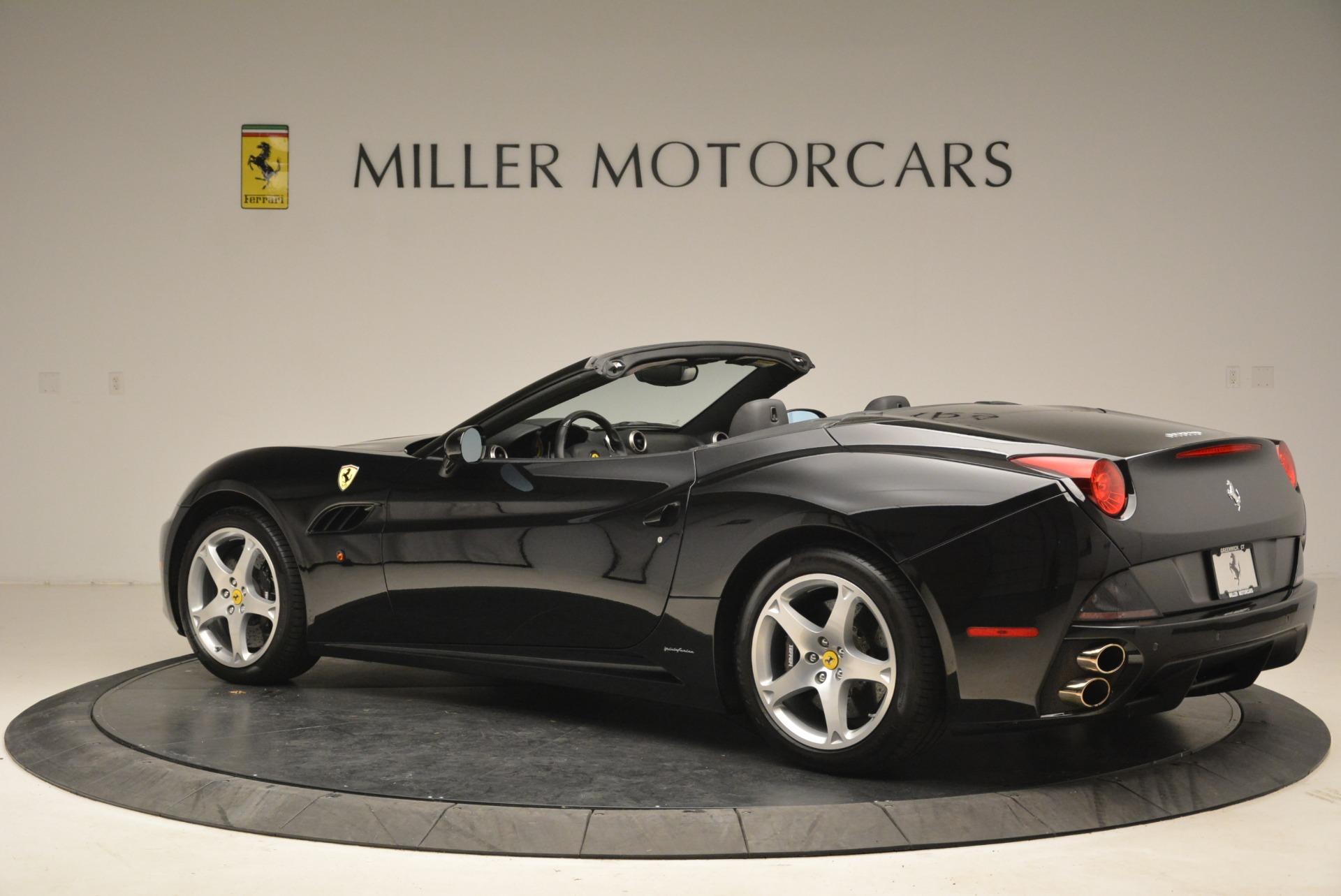 Used 2009 Ferrari California  For Sale In Westport, CT 2149_p4