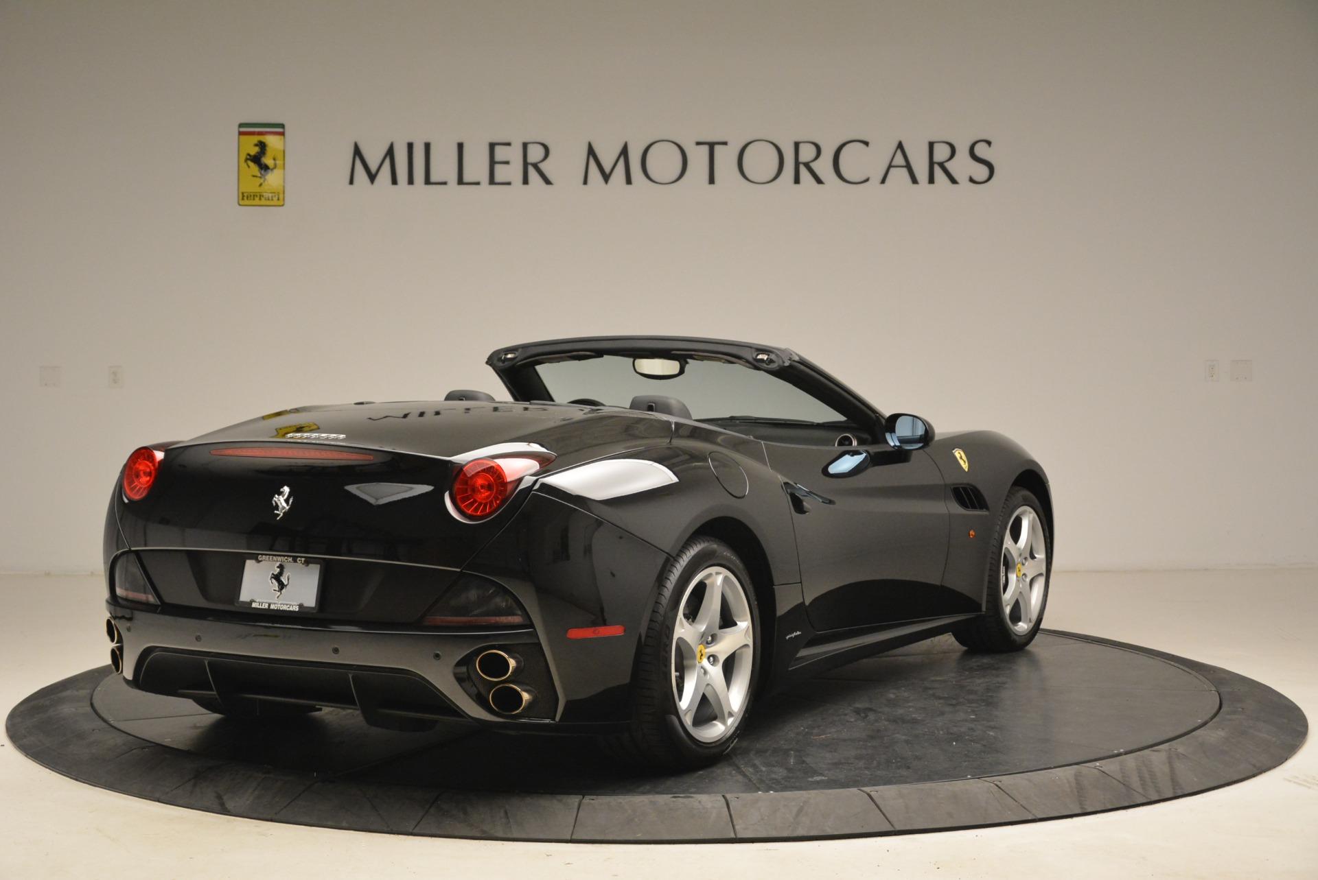 Used 2009 Ferrari California  For Sale In Westport, CT 2149_p7