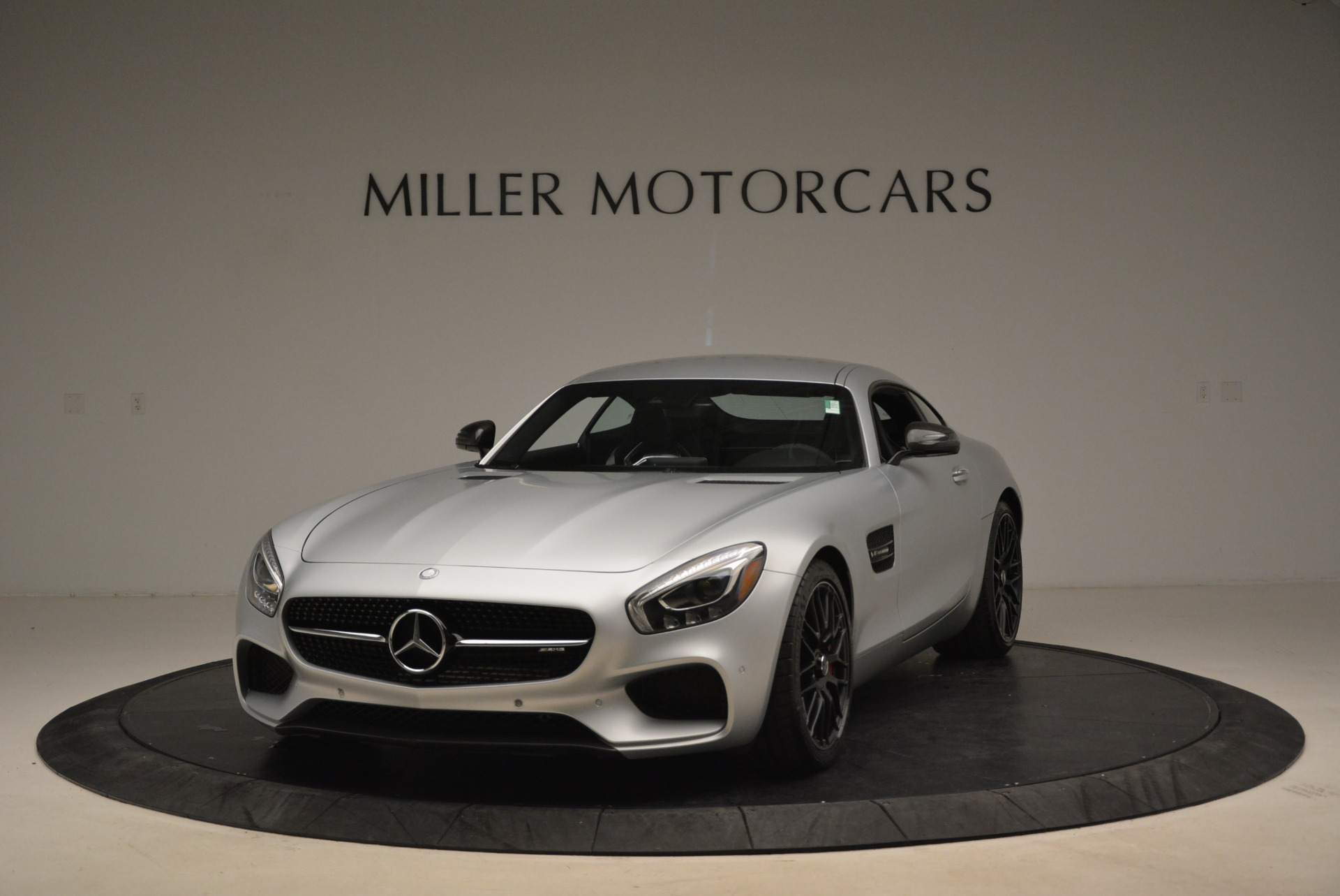 Used 2016 Mercedes-Benz AMG GT S For Sale In Westport, CT 2150_main