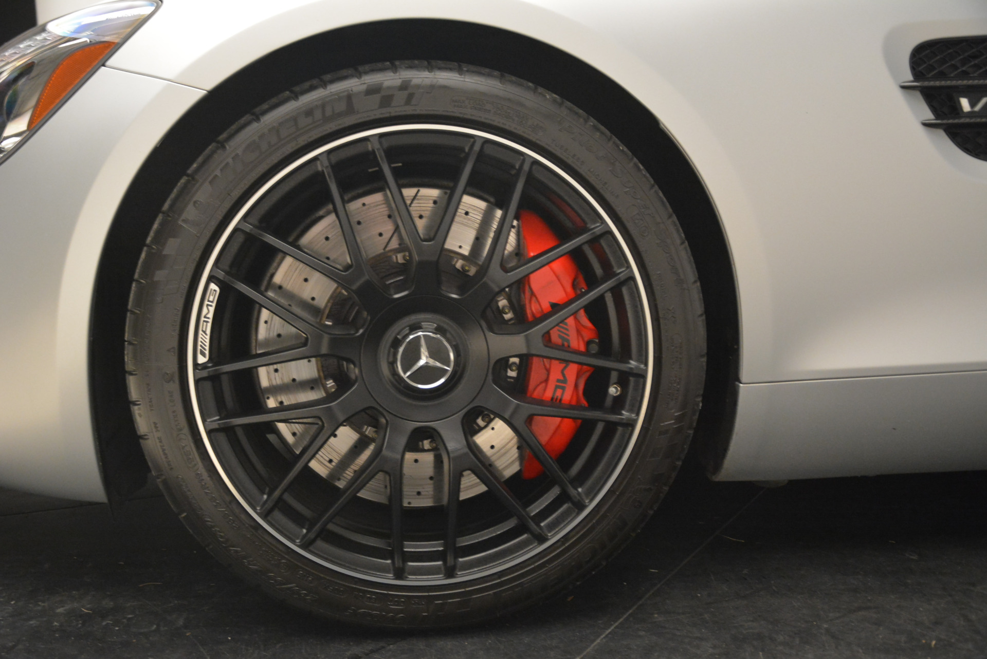 Used 2016 Mercedes-Benz AMG GT S For Sale In Westport, CT 2150_p13