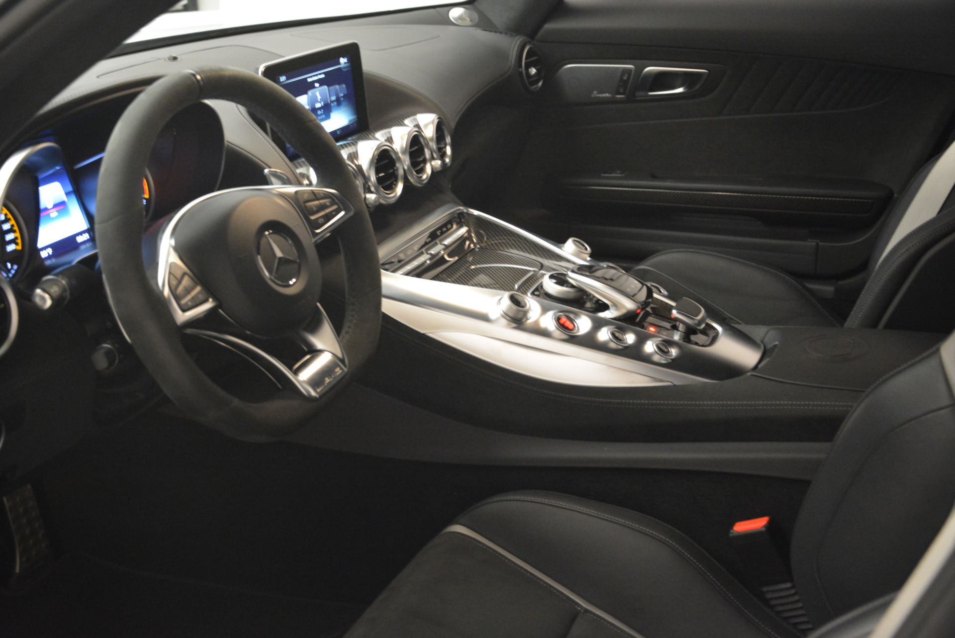 Used 2016 Mercedes-Benz AMG GT S For Sale In Westport, CT 2150_p14