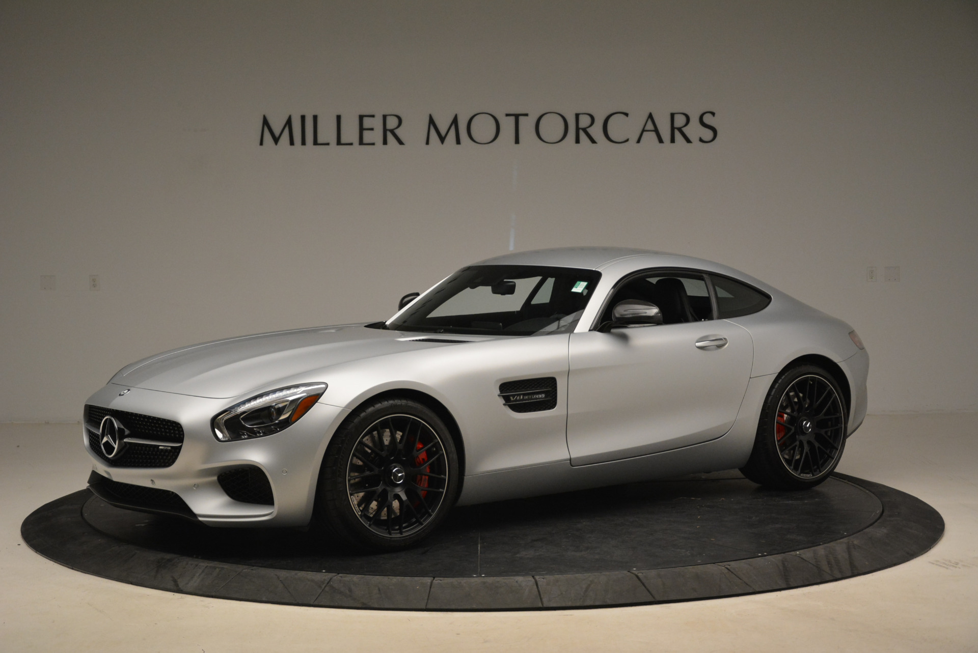 Used 2016 Mercedes-Benz AMG GT S For Sale In Westport, CT 2150_p2