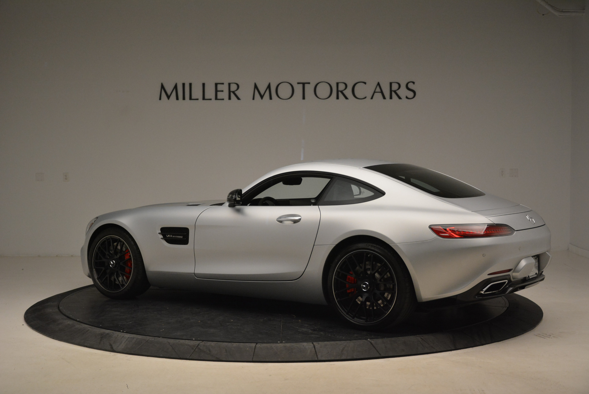 Used 2016 Mercedes-Benz AMG GT S For Sale In Westport, CT 2150_p4