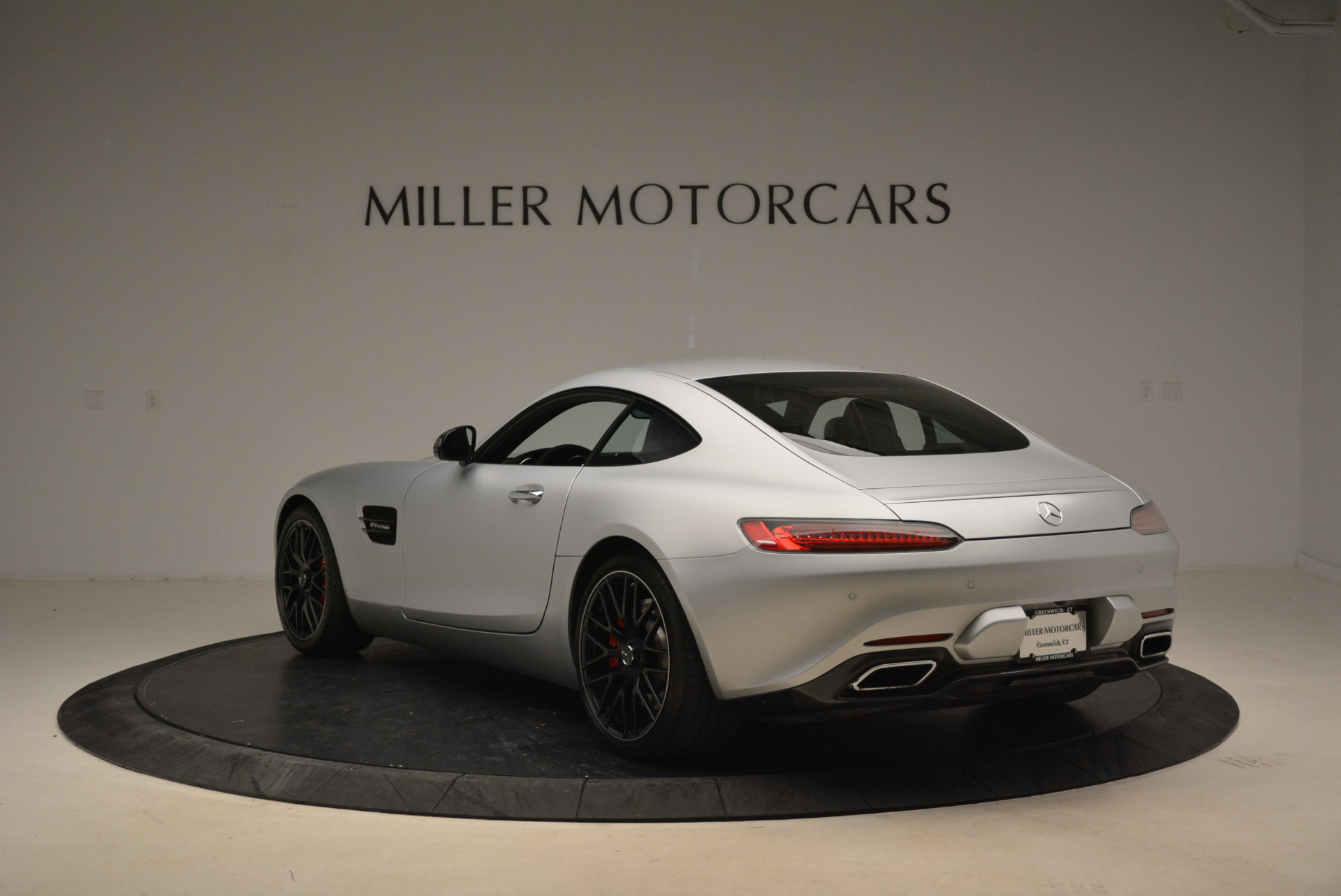 Used 2016 Mercedes-Benz AMG GT S For Sale In Westport, CT 2150_p5