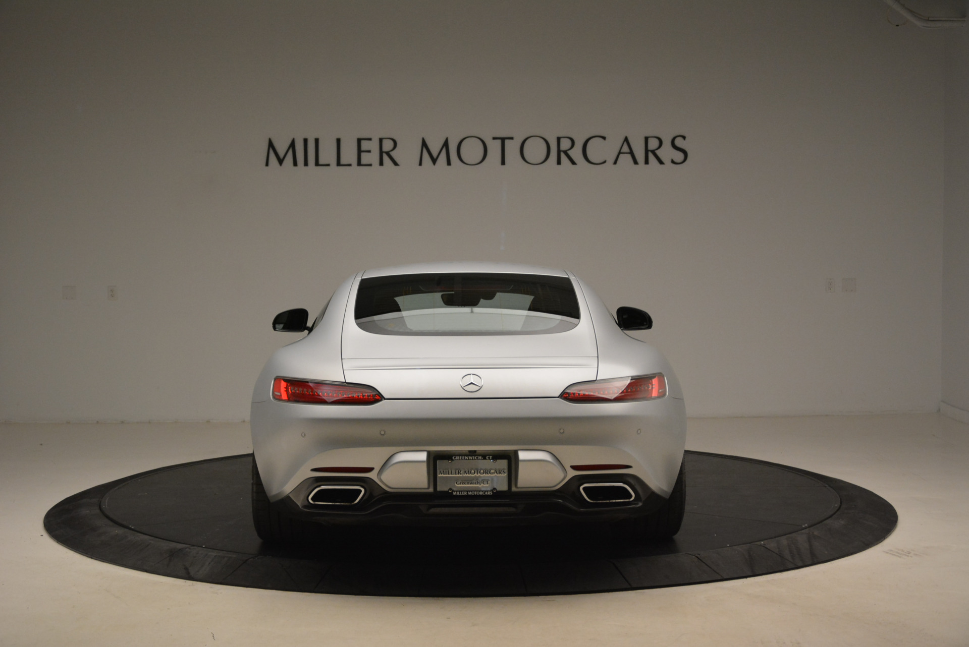 Used 2016 Mercedes-Benz AMG GT S For Sale In Westport, CT 2150_p6