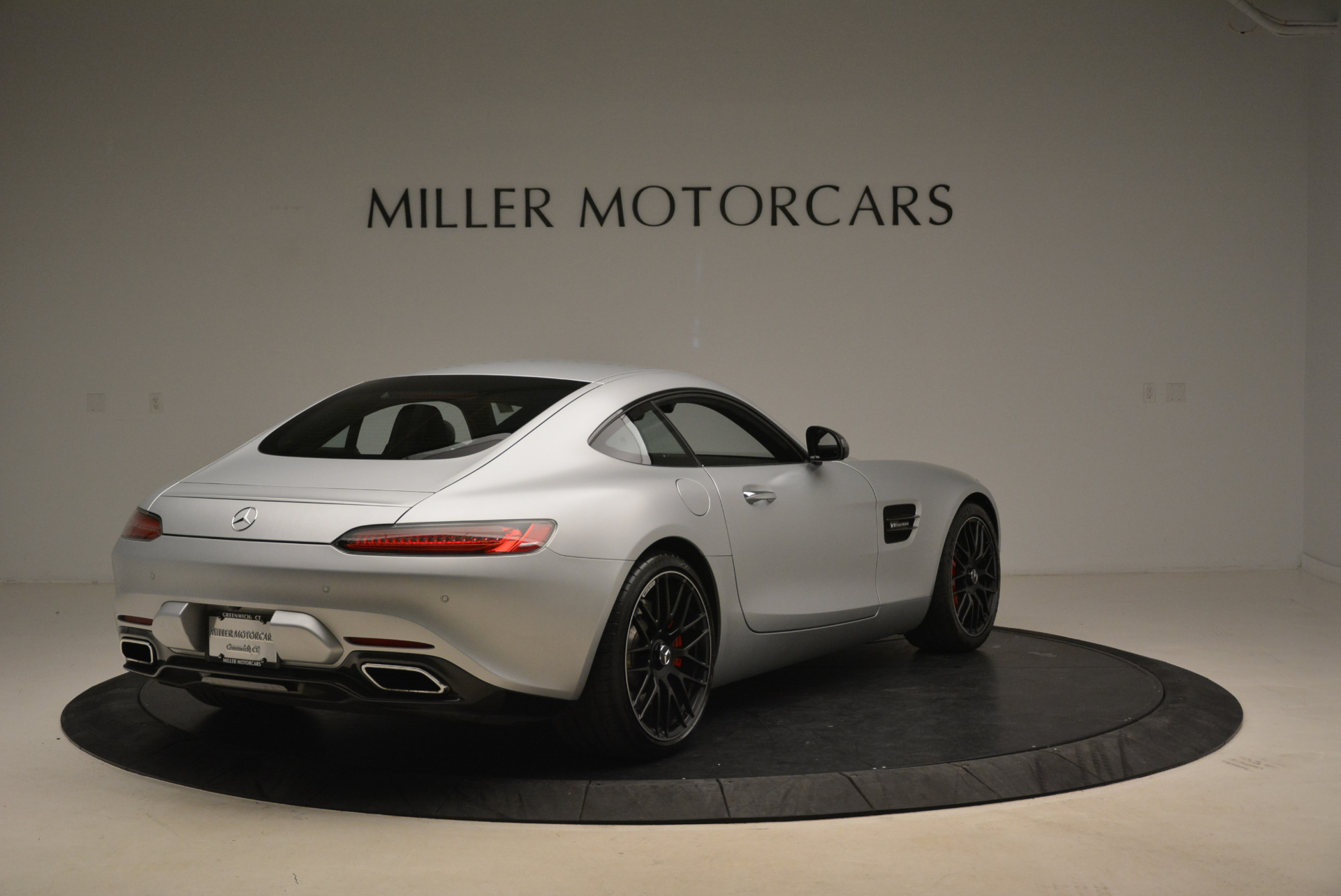 Used 2016 Mercedes-Benz AMG GT S For Sale In Westport, CT 2150_p7