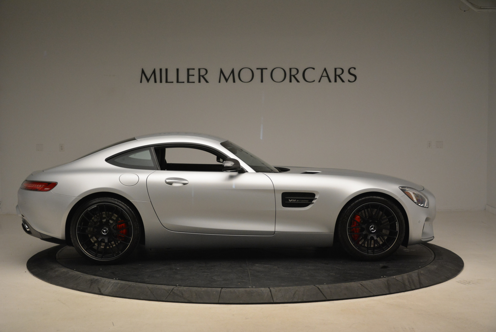 Used 2016 Mercedes-Benz AMG GT S For Sale In Westport, CT 2150_p9