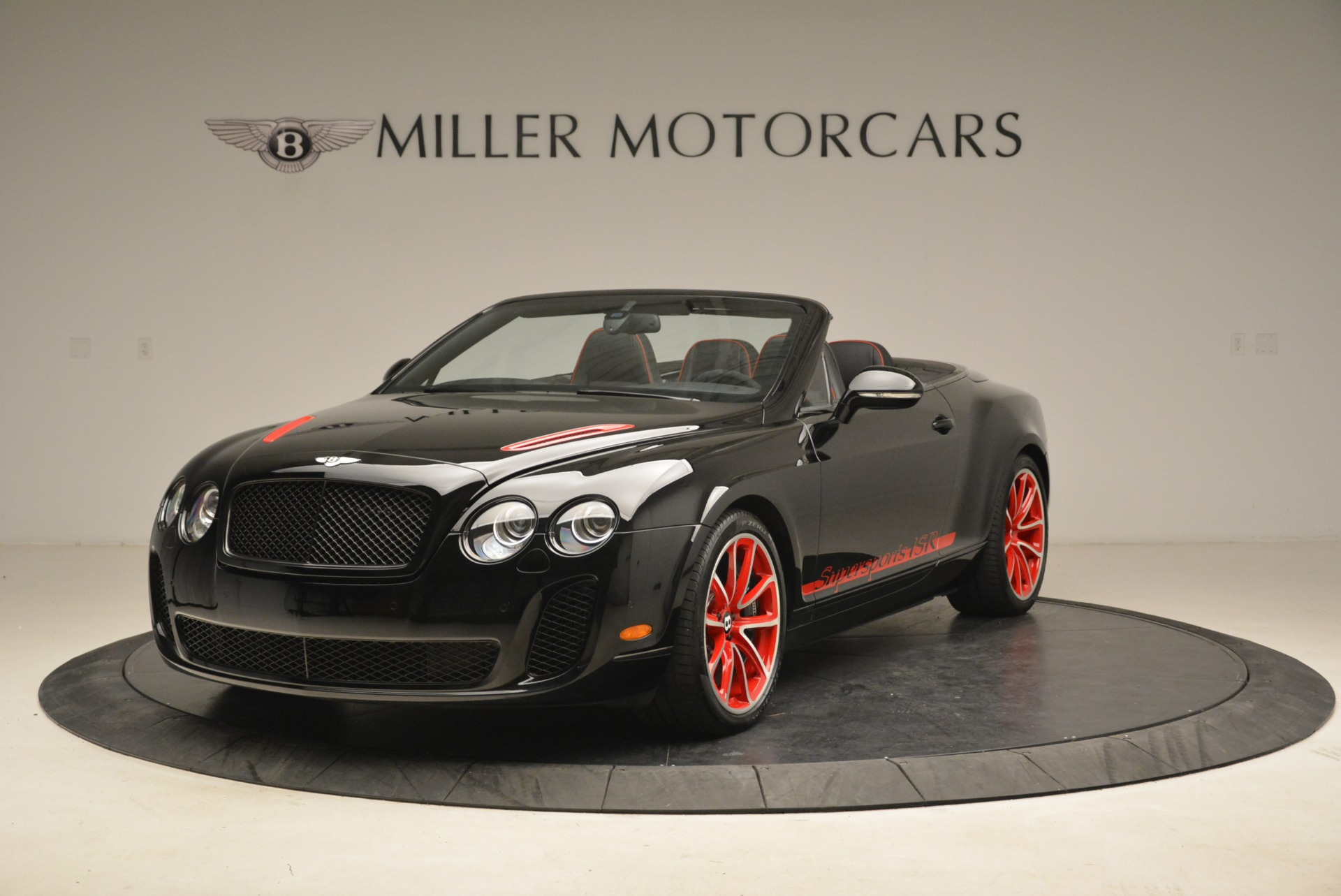 Used 2013 Bentley Continental GT Supersports Convertible ISR For Sale In Westport, CT 2151_main