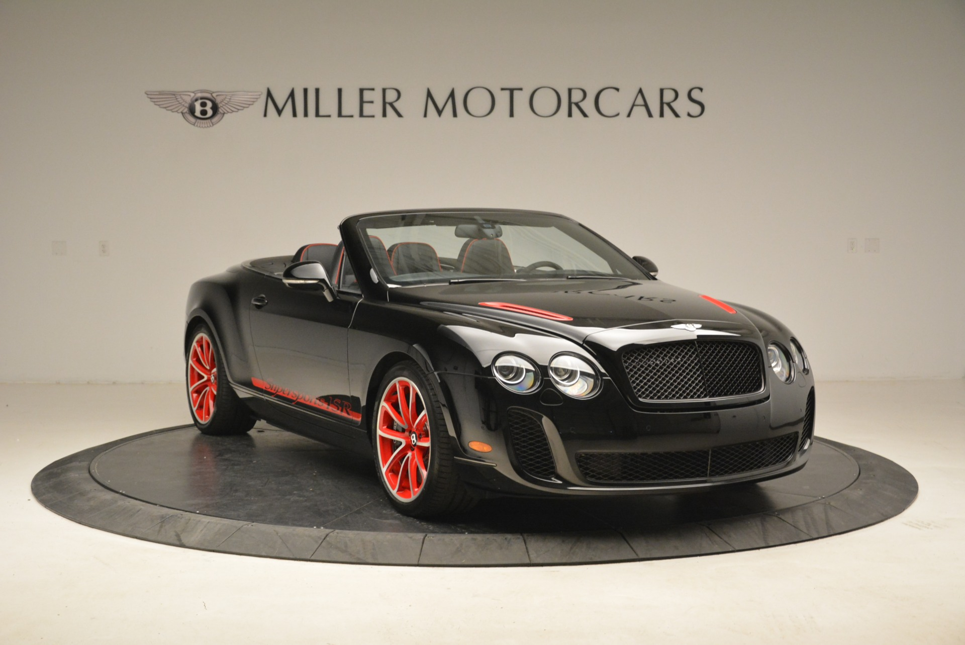 Used 2013 Bentley Continental GT Supersports Convertible ISR For Sale In Westport, CT 2151_p11