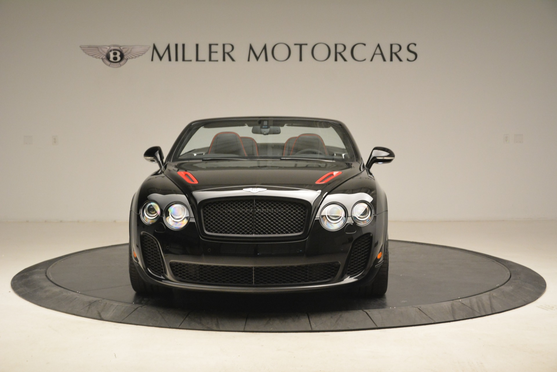 Used 2013 Bentley Continental GT Supersports Convertible ISR For Sale In Westport, CT 2151_p12