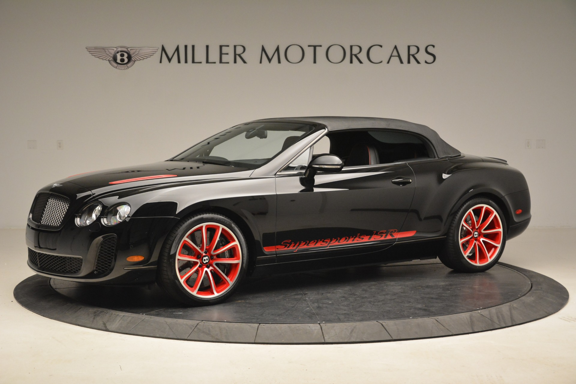 Used 2013 Bentley Continental GT Supersports Convertible ISR For Sale In Westport, CT 2151_p15