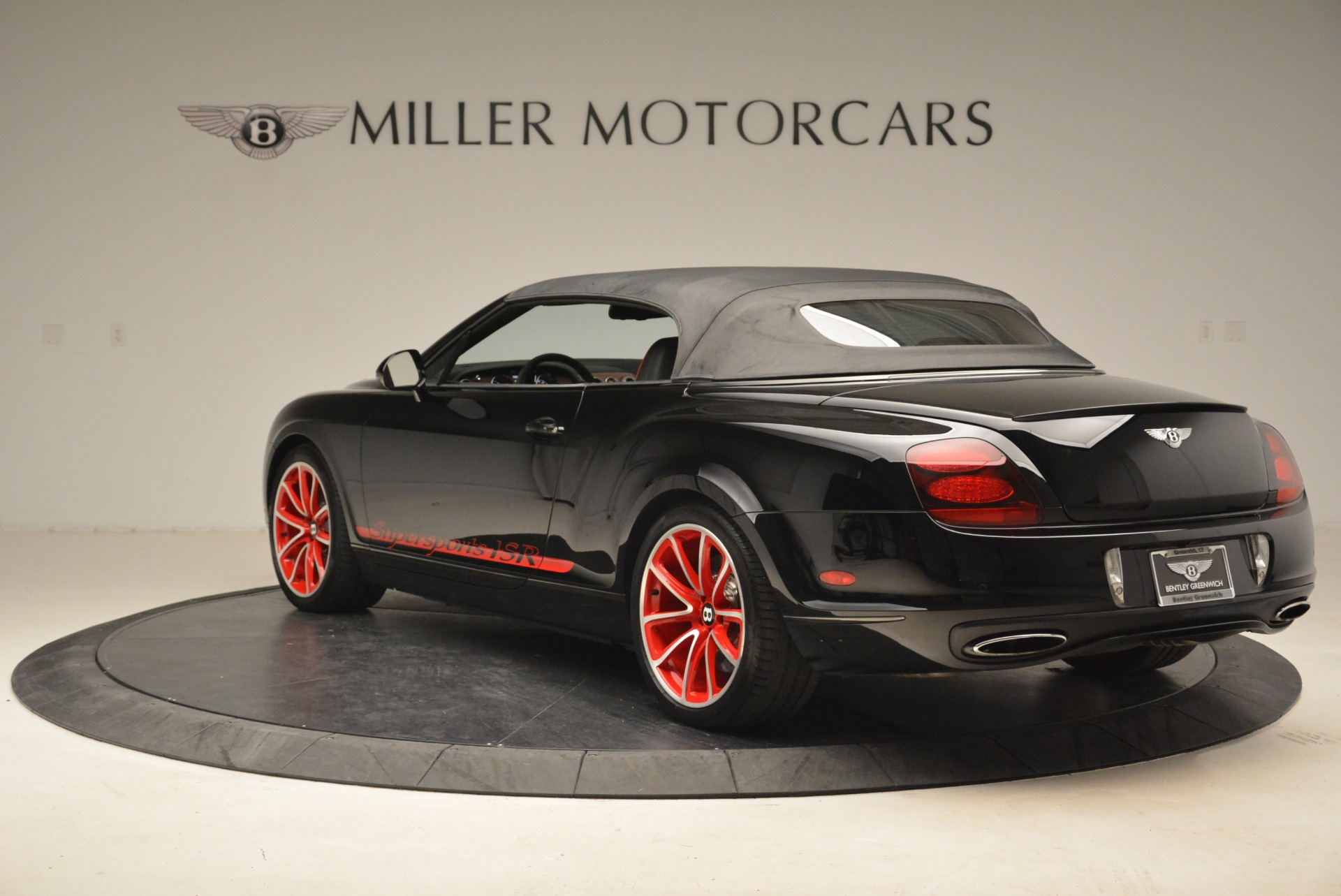 Used 2013 Bentley Continental GT Supersports Convertible ISR For Sale In Westport, CT 2151_p18
