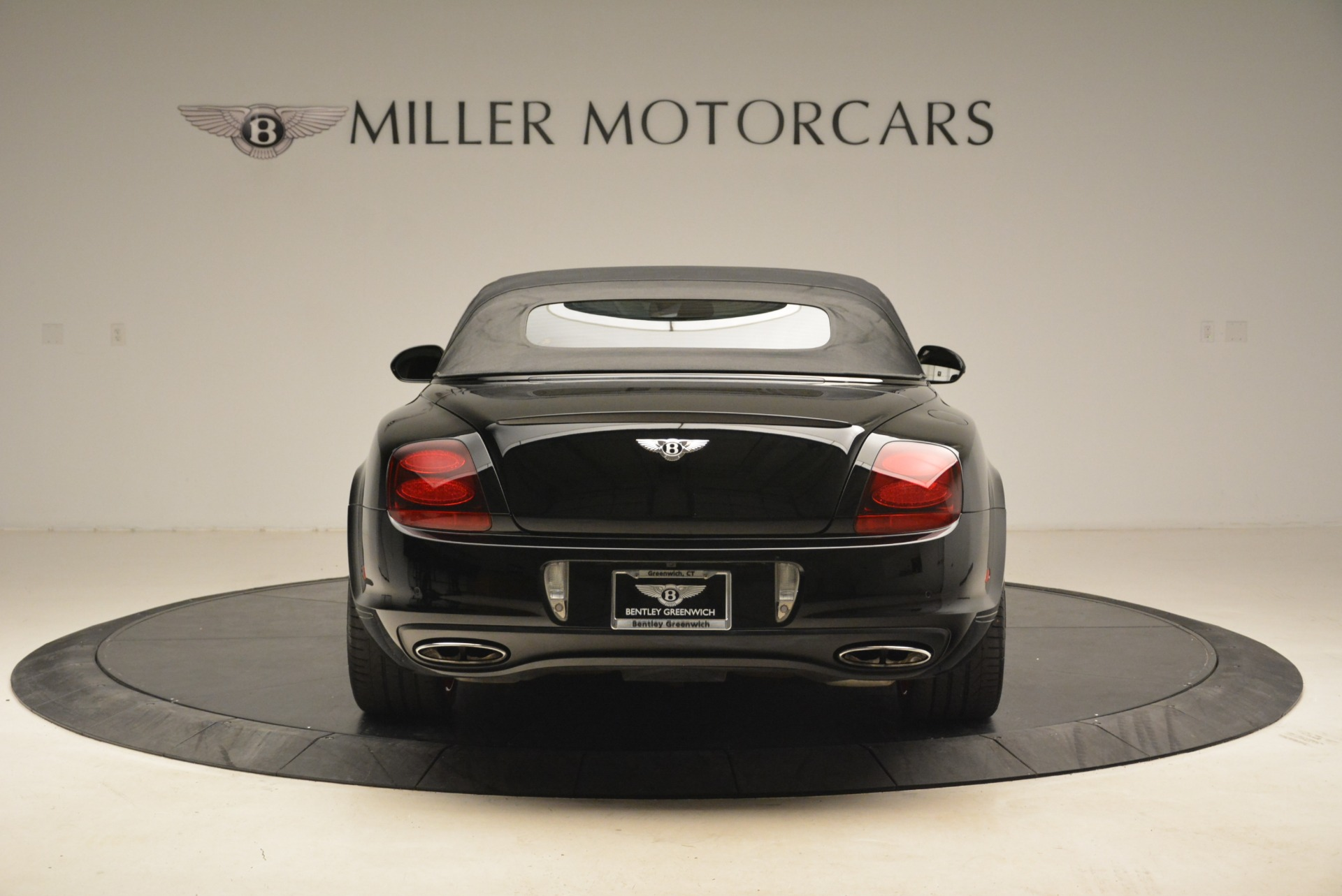 Used 2013 Bentley Continental GT Supersports Convertible ISR For Sale In Westport, CT 2151_p19
