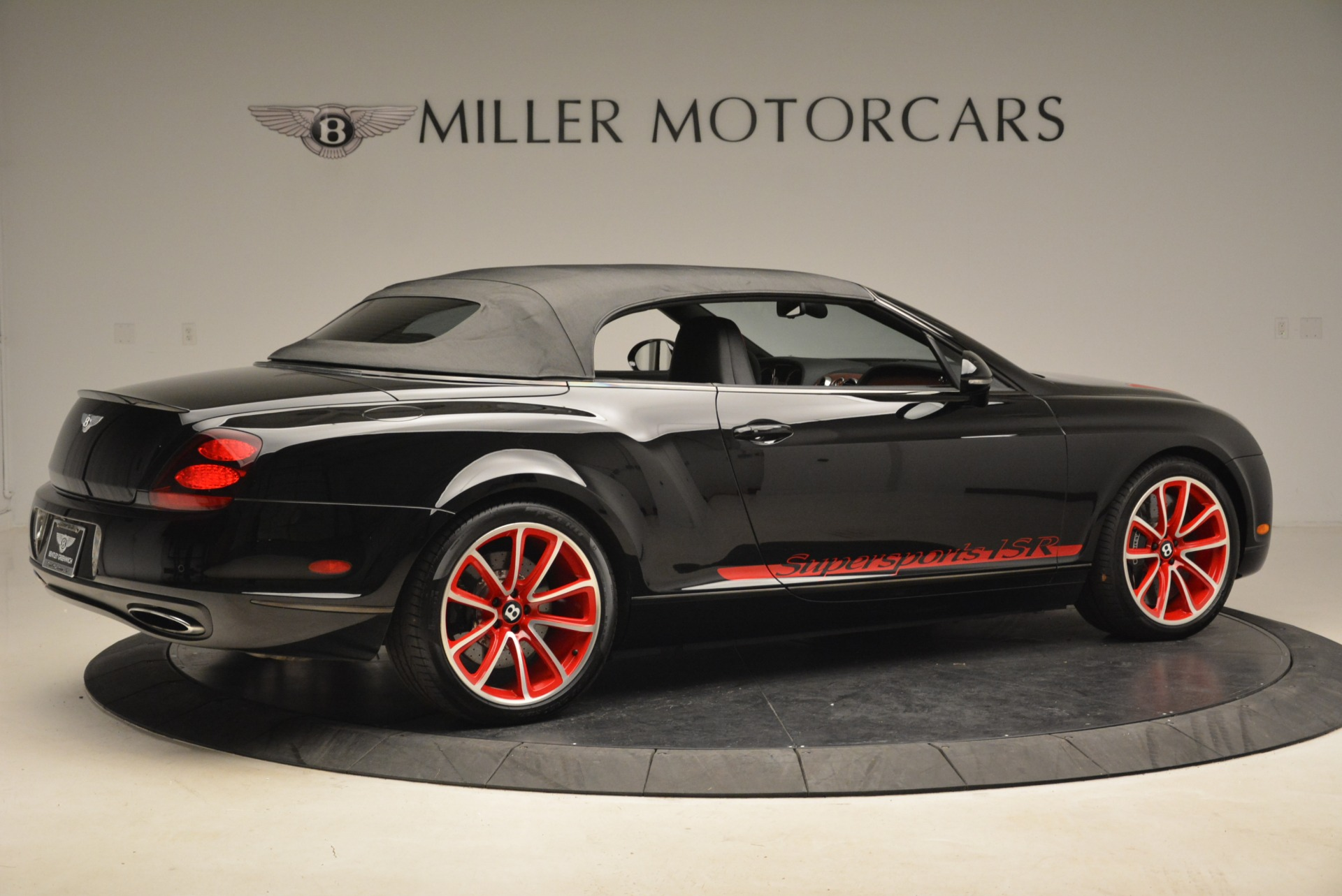 Used 2013 Bentley Continental GT Supersports Convertible ISR For Sale In Westport, CT 2151_p21