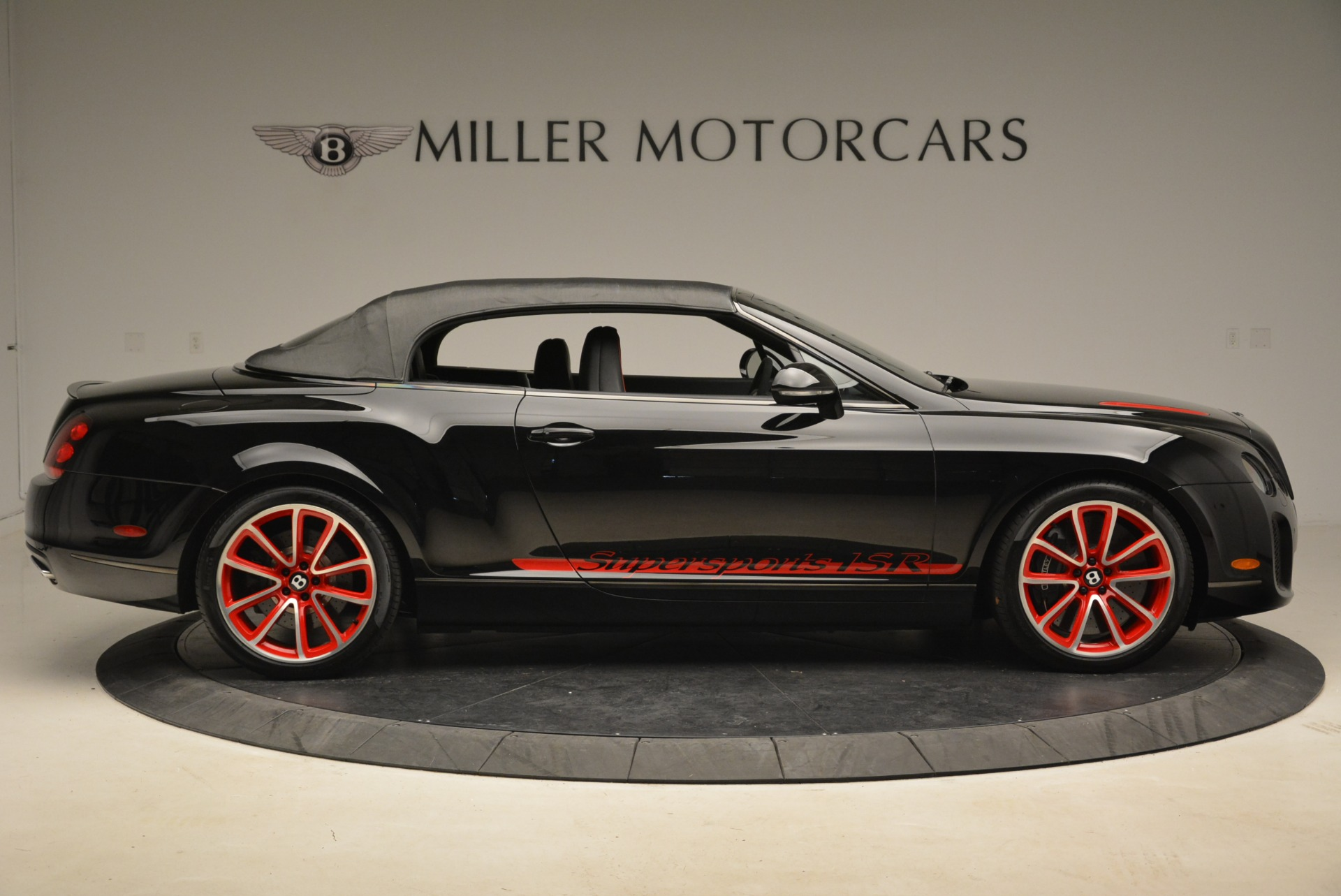 Used 2013 Bentley Continental GT Supersports Convertible ISR For Sale In Westport, CT 2151_p22