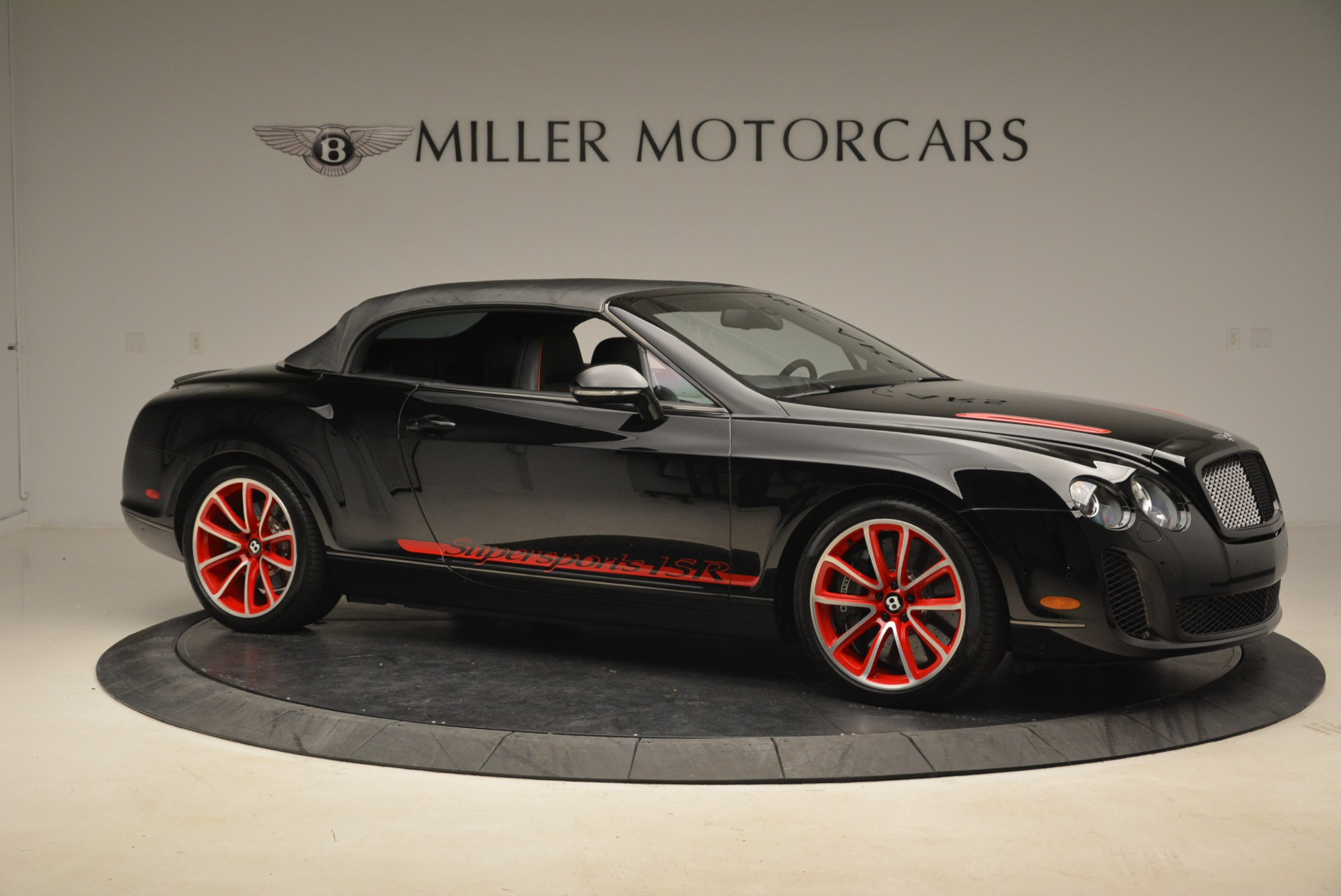 Used 2013 Bentley Continental GT Supersports Convertible ISR For Sale In Westport, CT 2151_p23