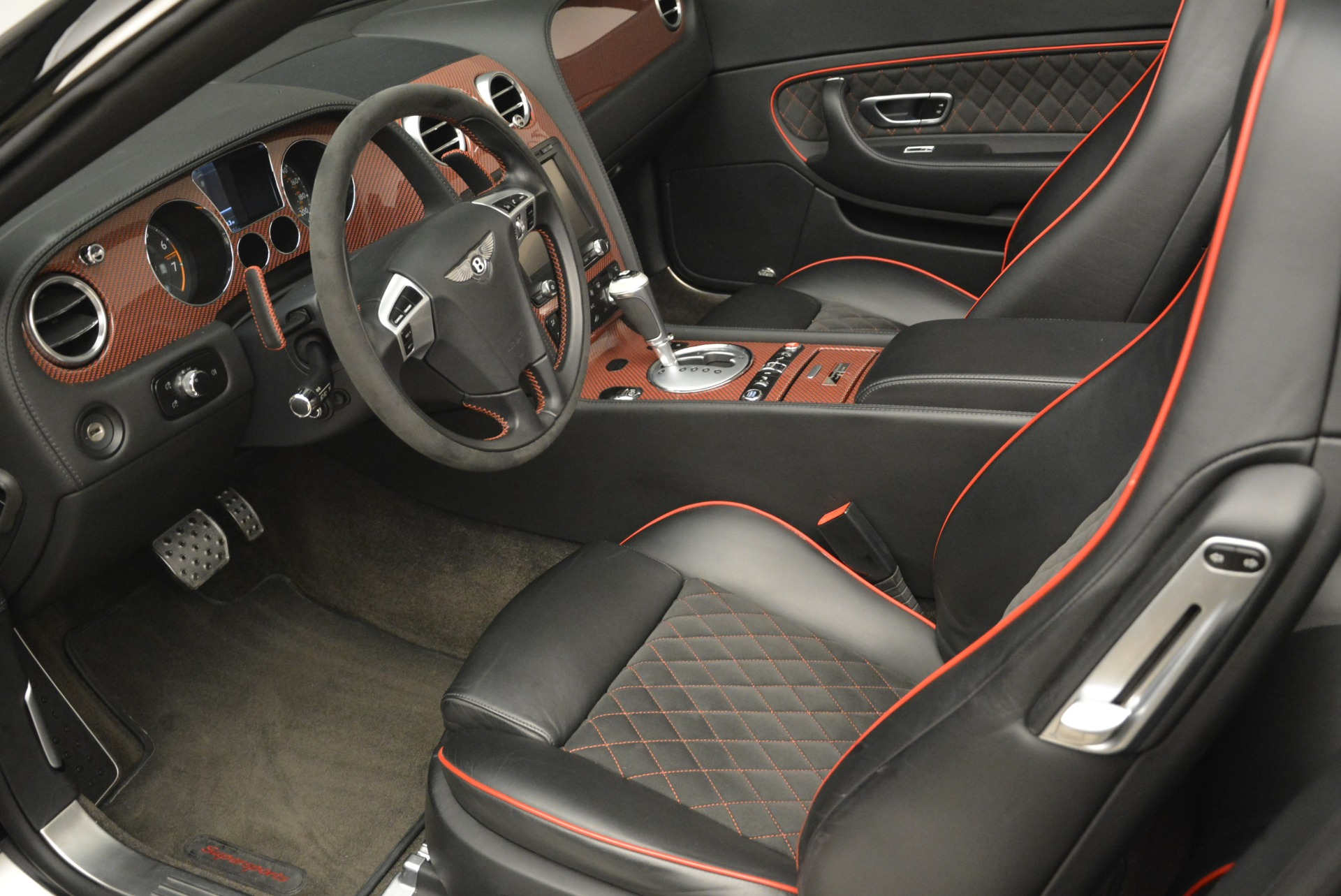 Used 2013 Bentley Continental GT Supersports Convertible ISR For Sale In Westport, CT 2151_p31