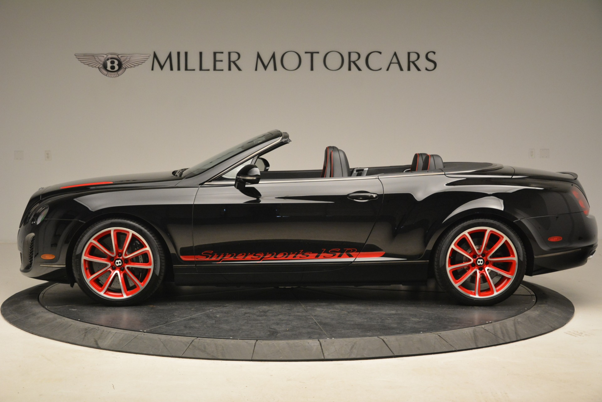 Used 2013 Bentley Continental GT Supersports Convertible ISR For Sale In Westport, CT 2151_p3