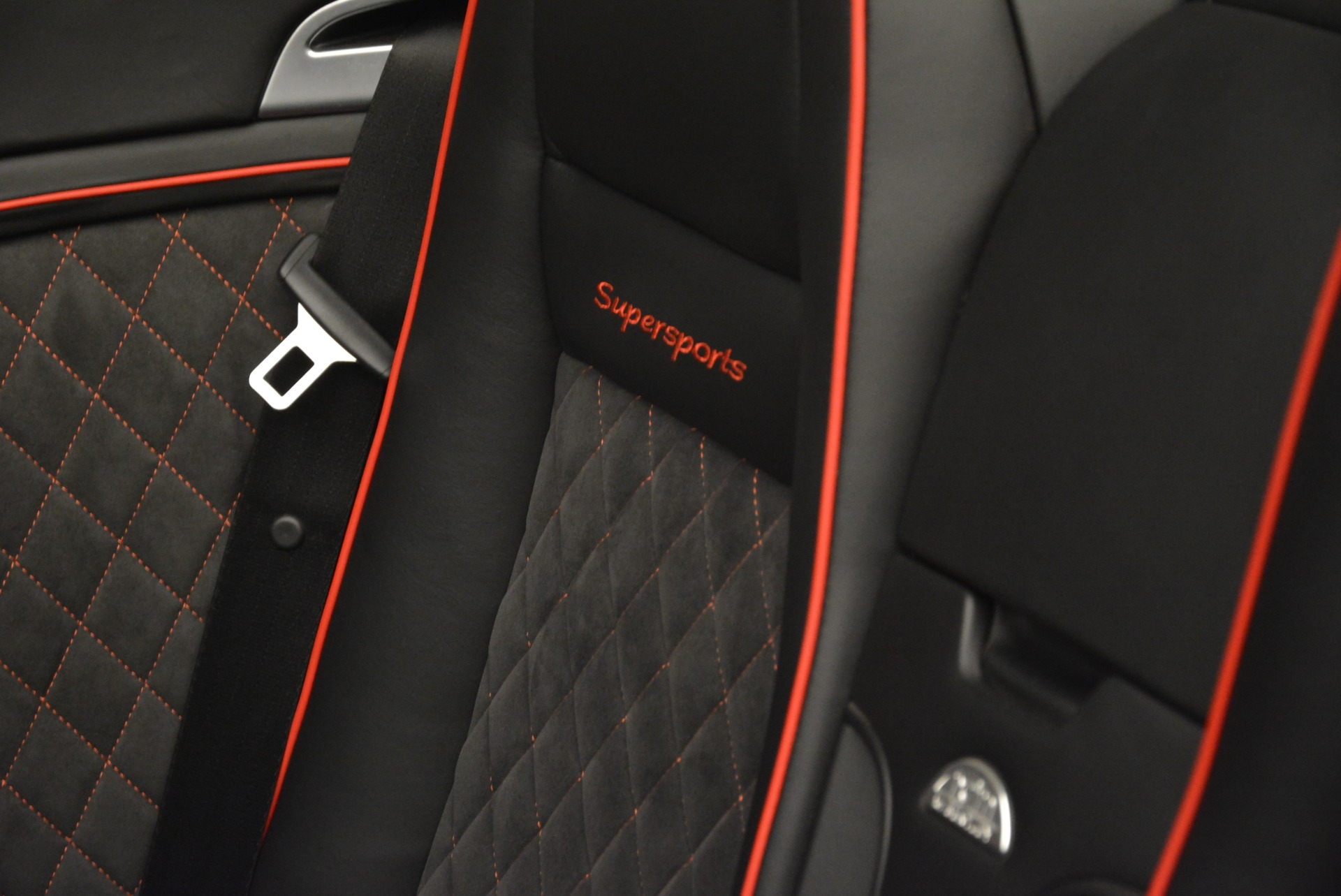 Used 2013 Bentley Continental GT Supersports Convertible ISR For Sale In Westport, CT 2151_p40