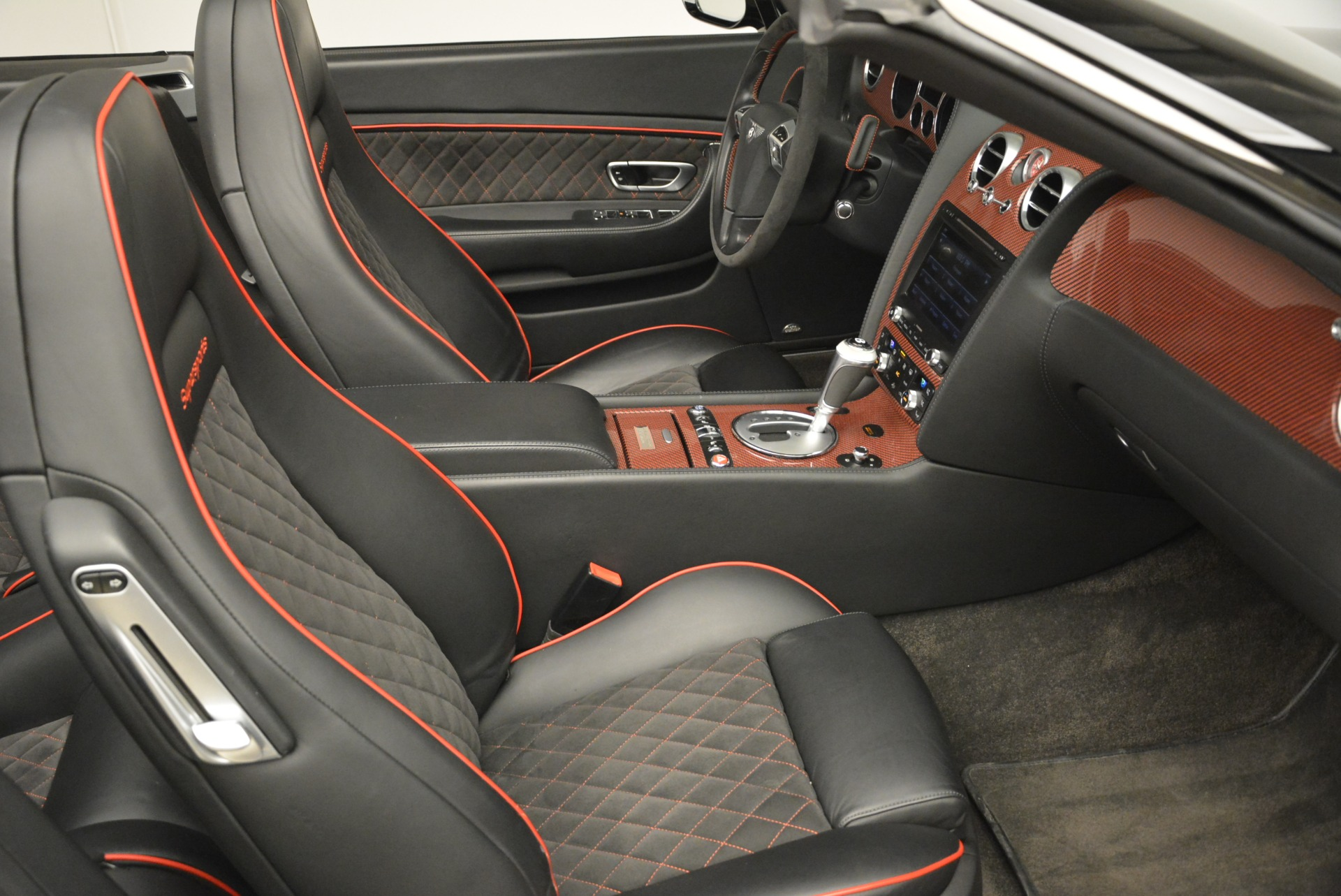 Used 2013 Bentley Continental GT Supersports Convertible ISR For Sale In Westport, CT 2151_p47