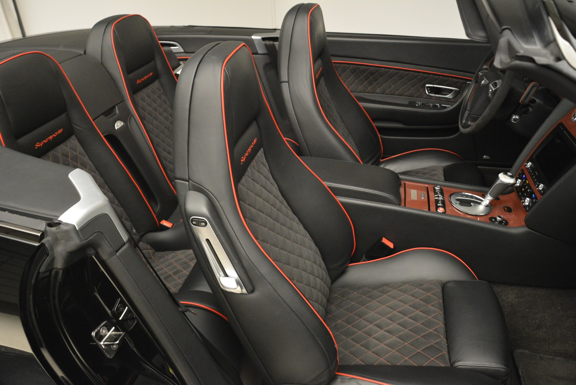 Used 2013 Bentley Continental GT Supersports Convertible ISR For Sale In Westport, CT 2151_p48